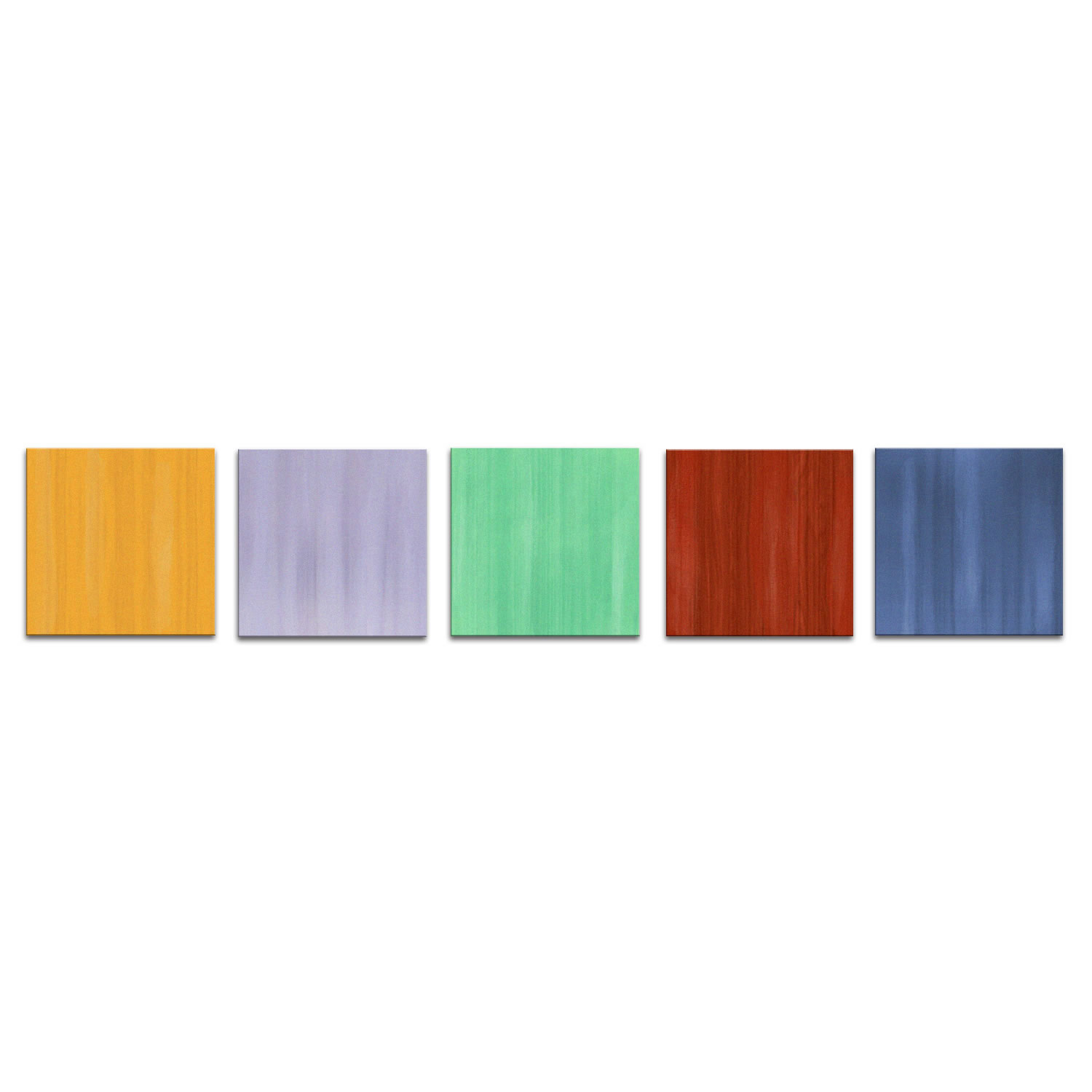 Spring - Colorful Contemporary Accents by Celeste Reiter