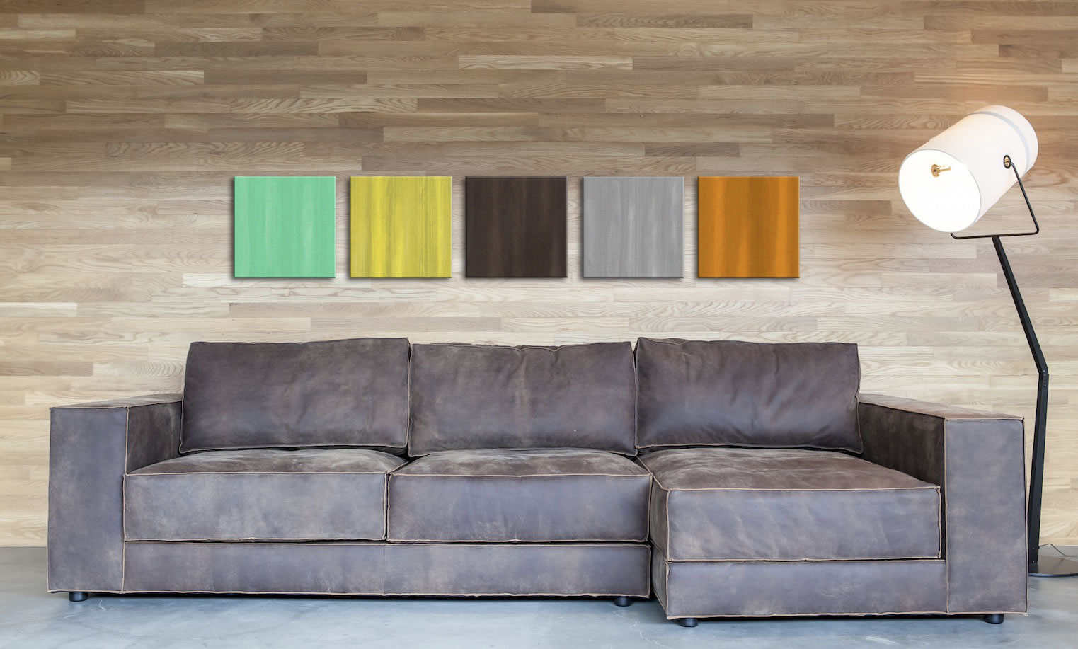 Oceanside - Colorful Contemporary Accents by Celeste Reiter - Lifestyle Image