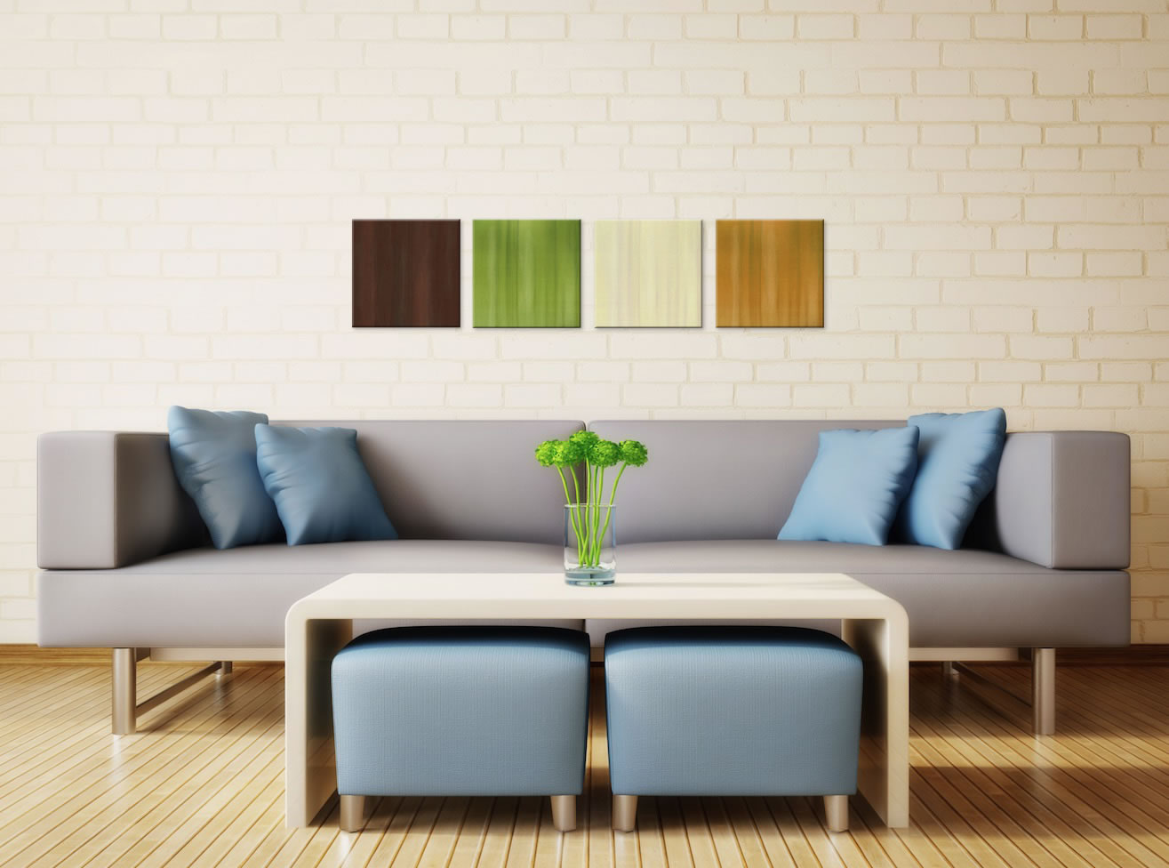 Cottage - Colorful Contemporary Accents by Celeste Reiter - Lifestyle Image
