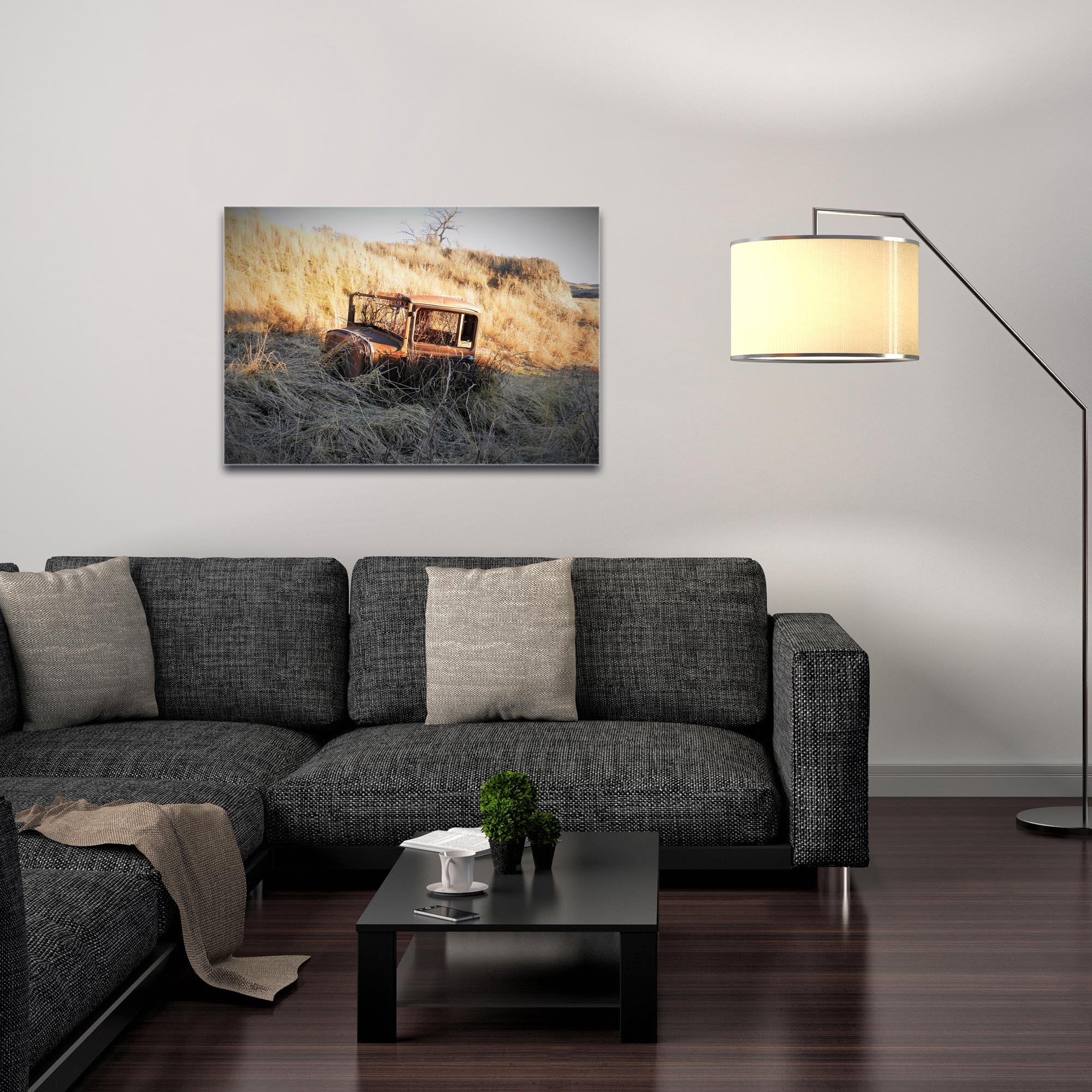 Western Wall Art 'The Passage' - American West Decor on Metal or Plexiglass - Image 3