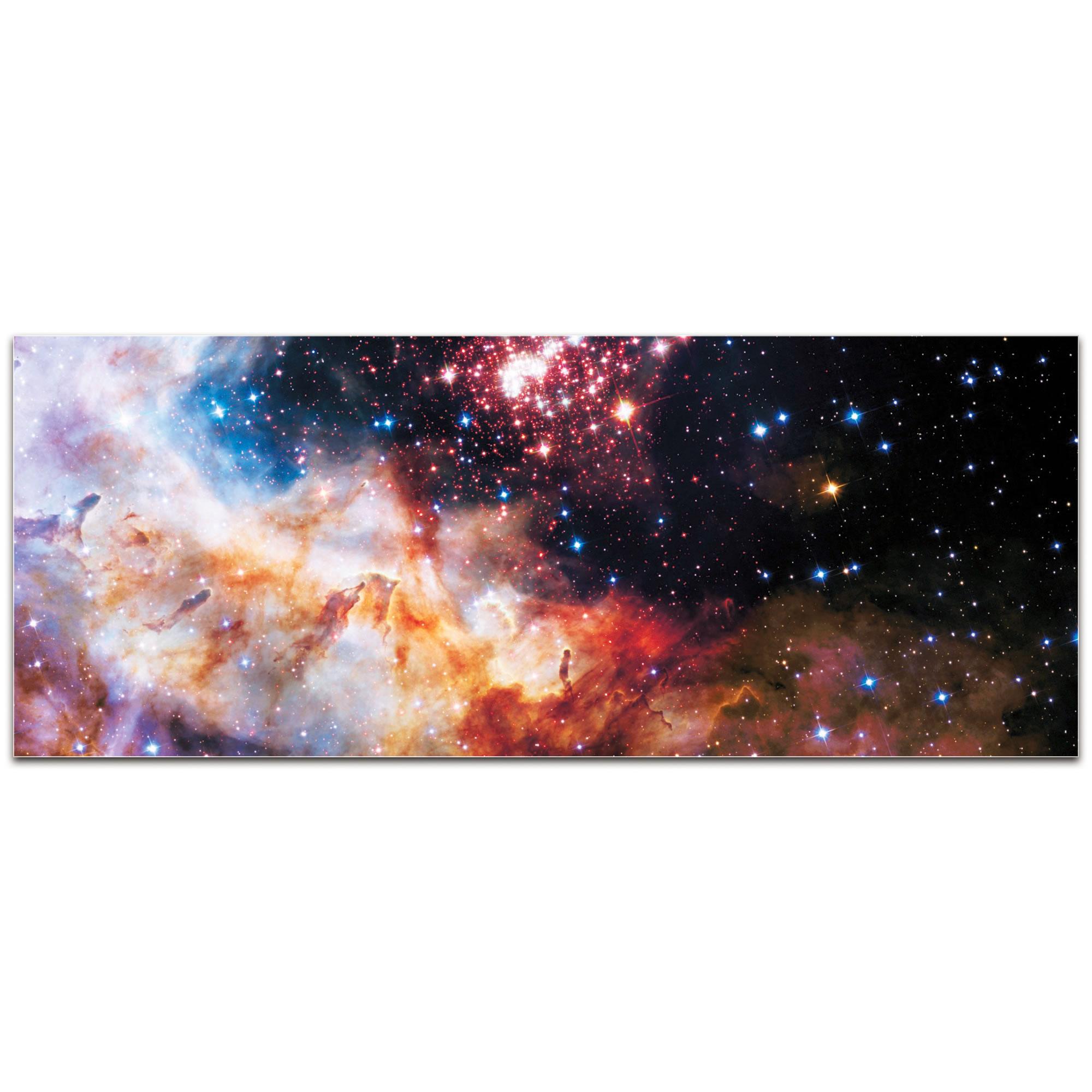 Celestial Fireworks - Modern Wall Decor