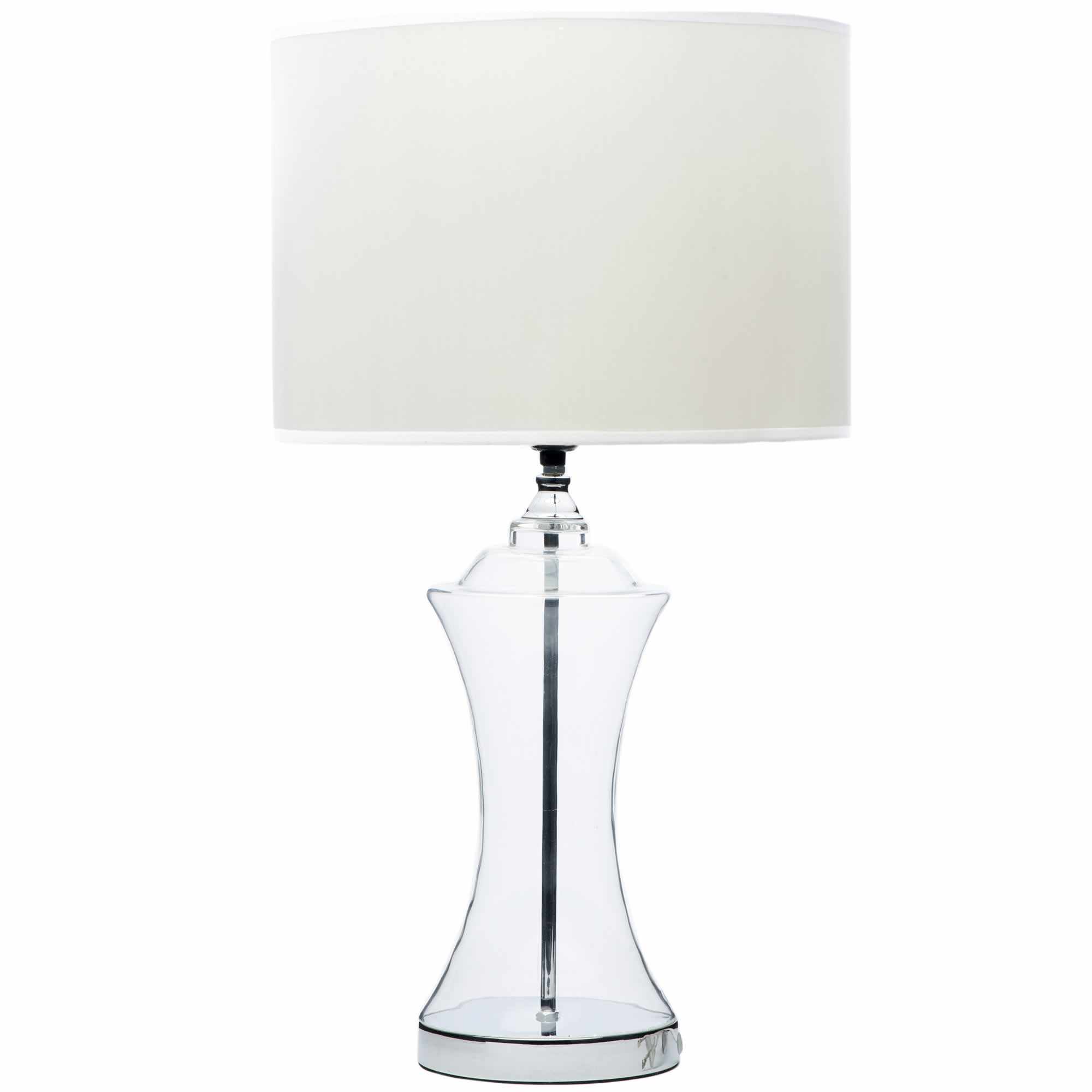 The Elegant Hourglass Table Lamp - TL0008