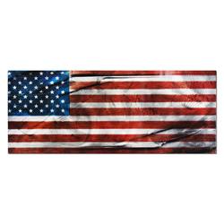American Glory - Urban American Flag Wall Art