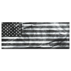 American Glory Black & White - Modern Wall Decor