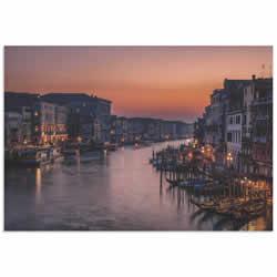 Venice Grand Canal by Karen Deakin - Venice Landscape Art on Metal or Acrylic