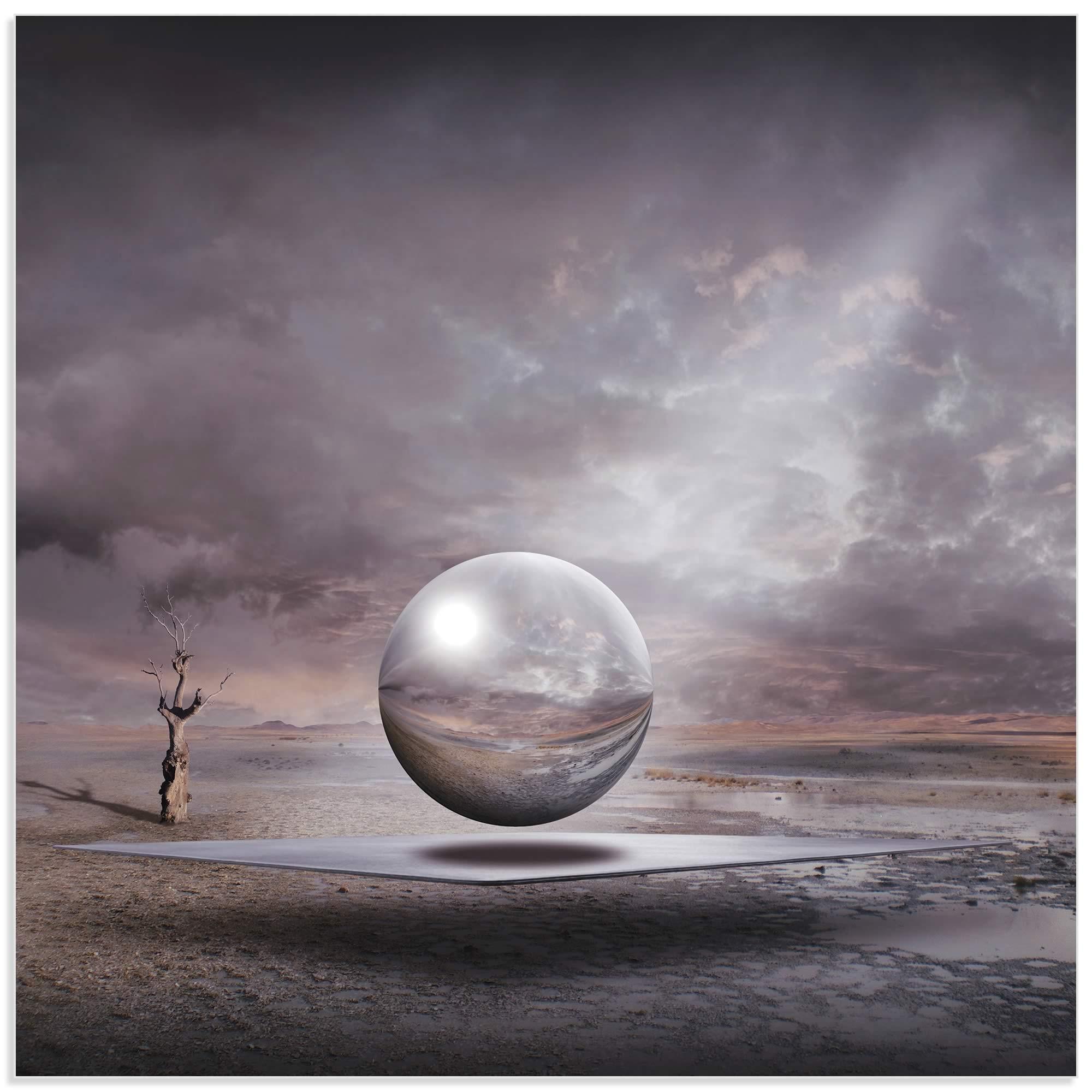 Genesis by Franziskus Pfleghart - Surrealism Art on Metal or Acrylic - Alternate View 2
