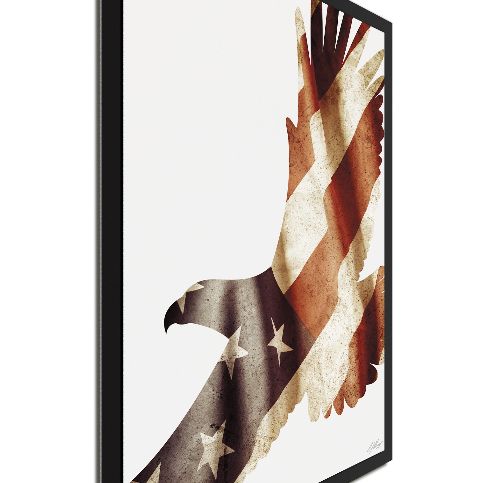 Freedom Eagle Framed - Image 2