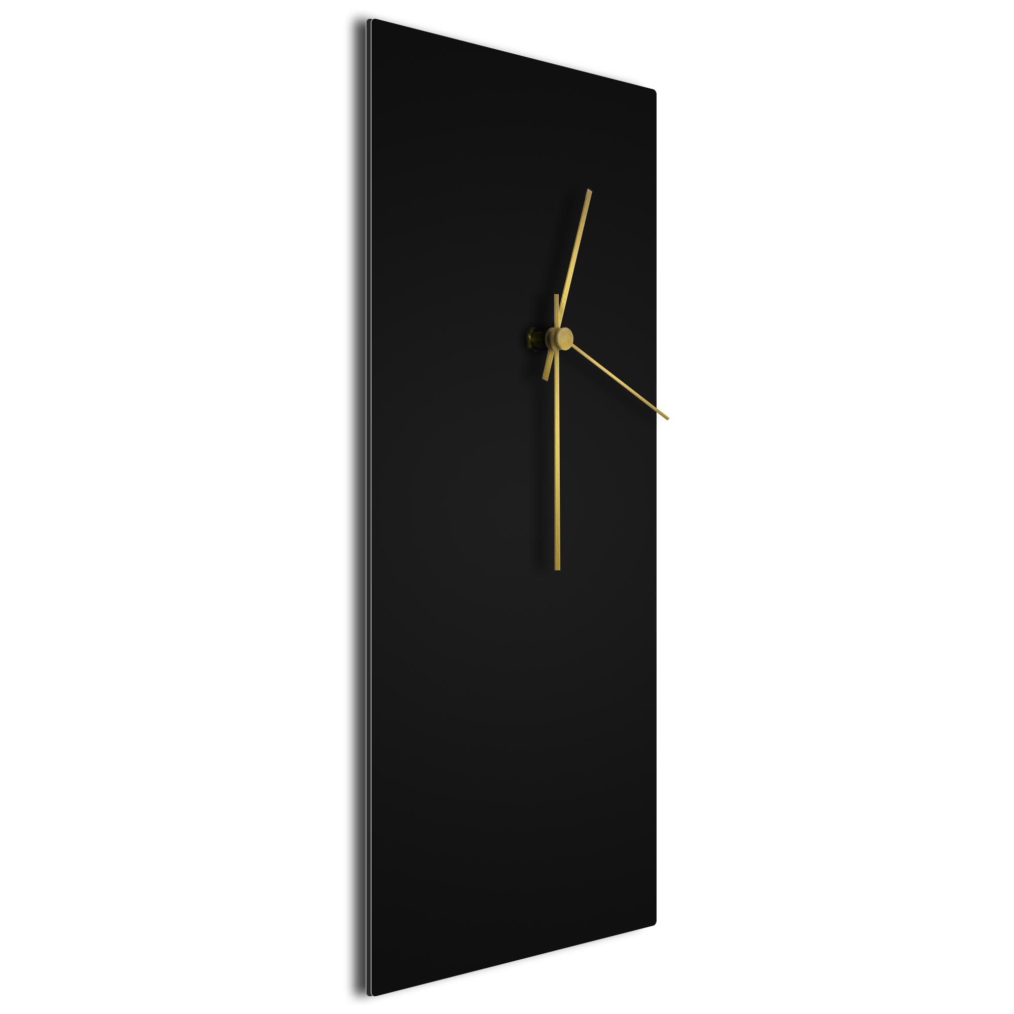 Blackout Gold Clock Large - Image 2