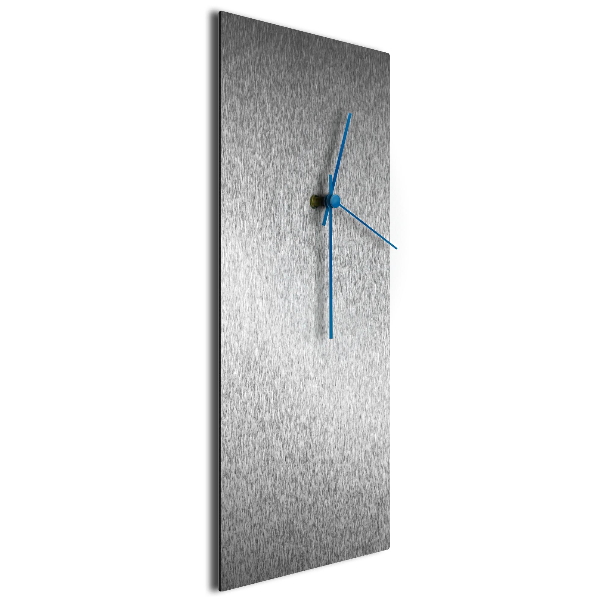 Silversmith Clock Blue - Image 2