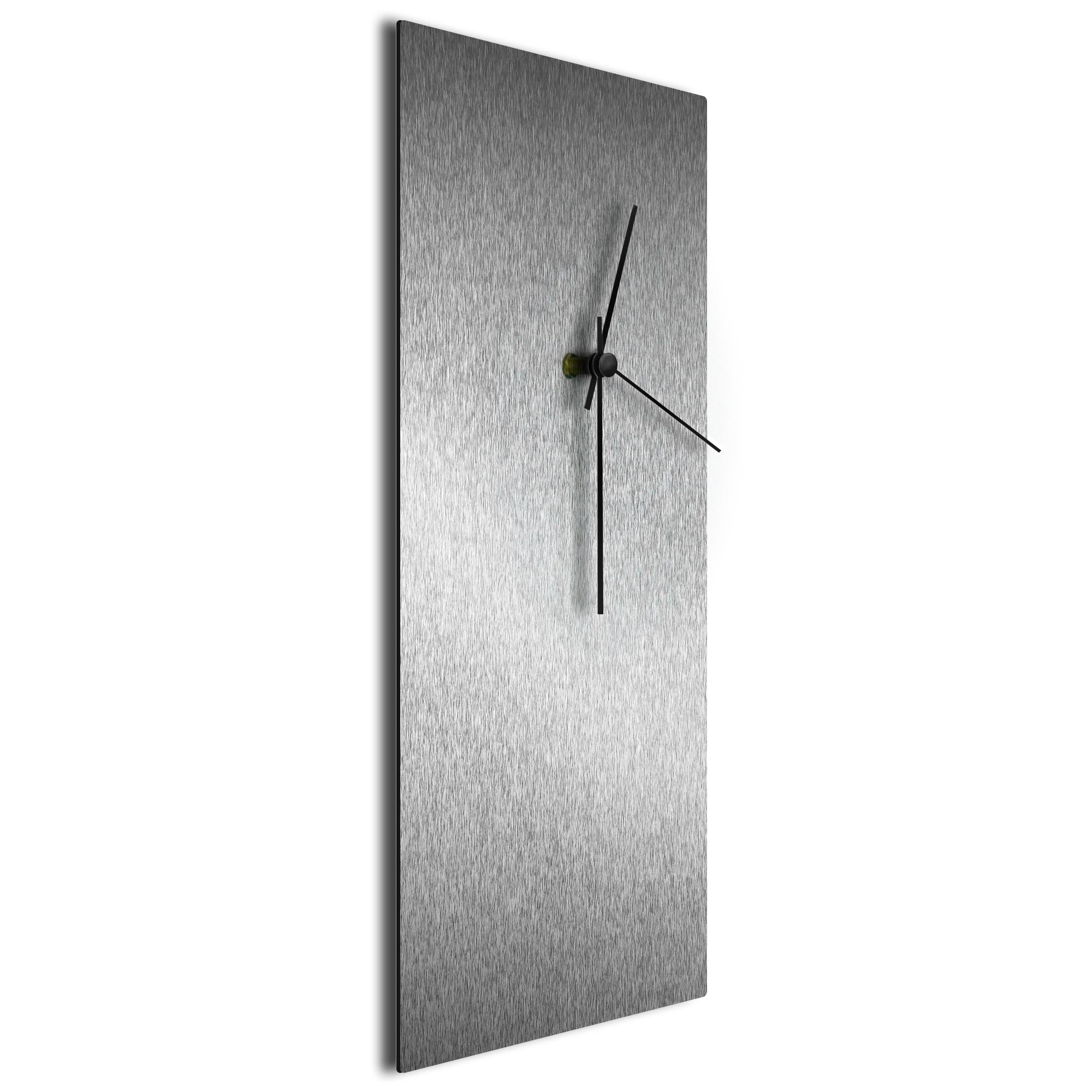 Silversmith Clock Large Black - Image 2