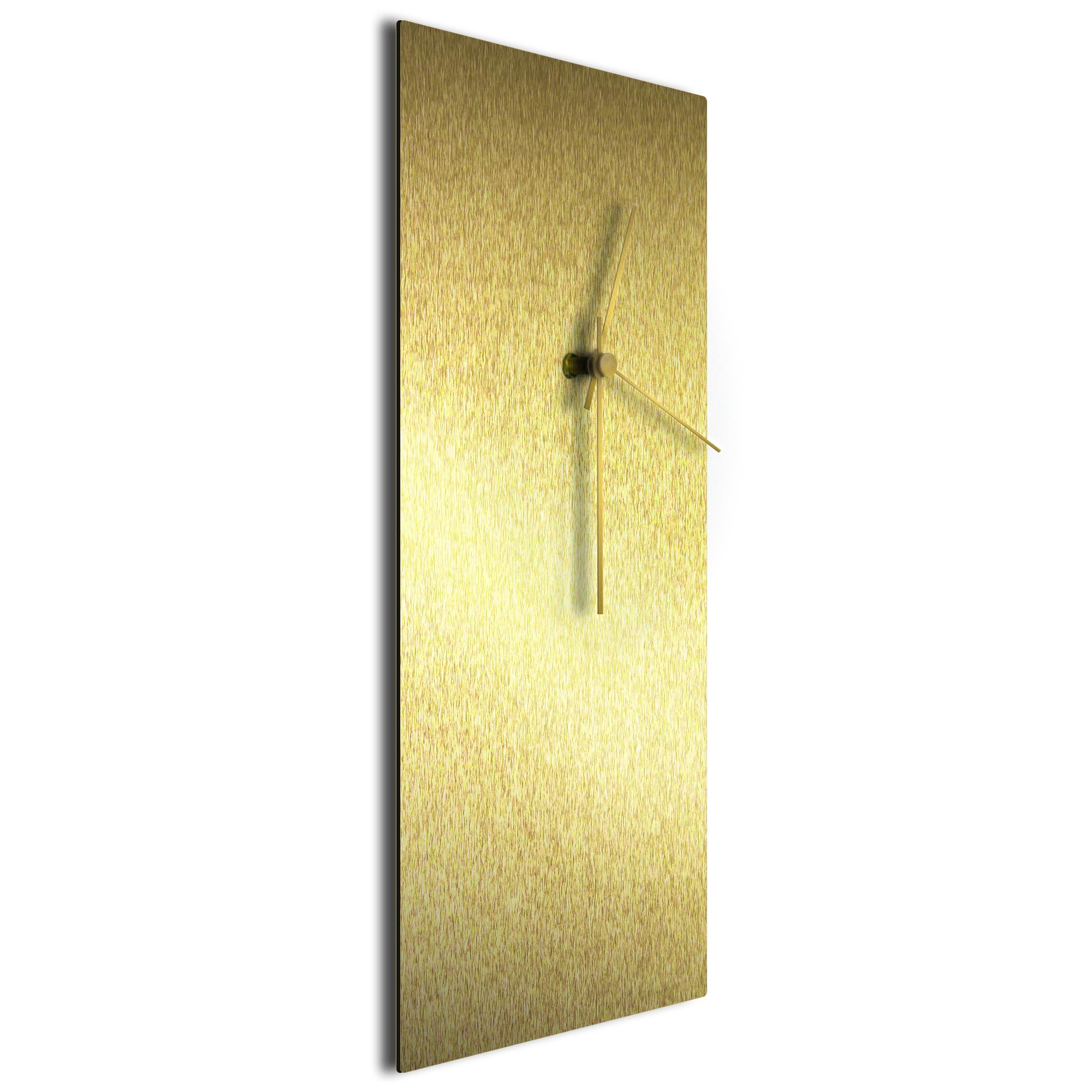 Goldsmith Clock Large Gold - Image 2