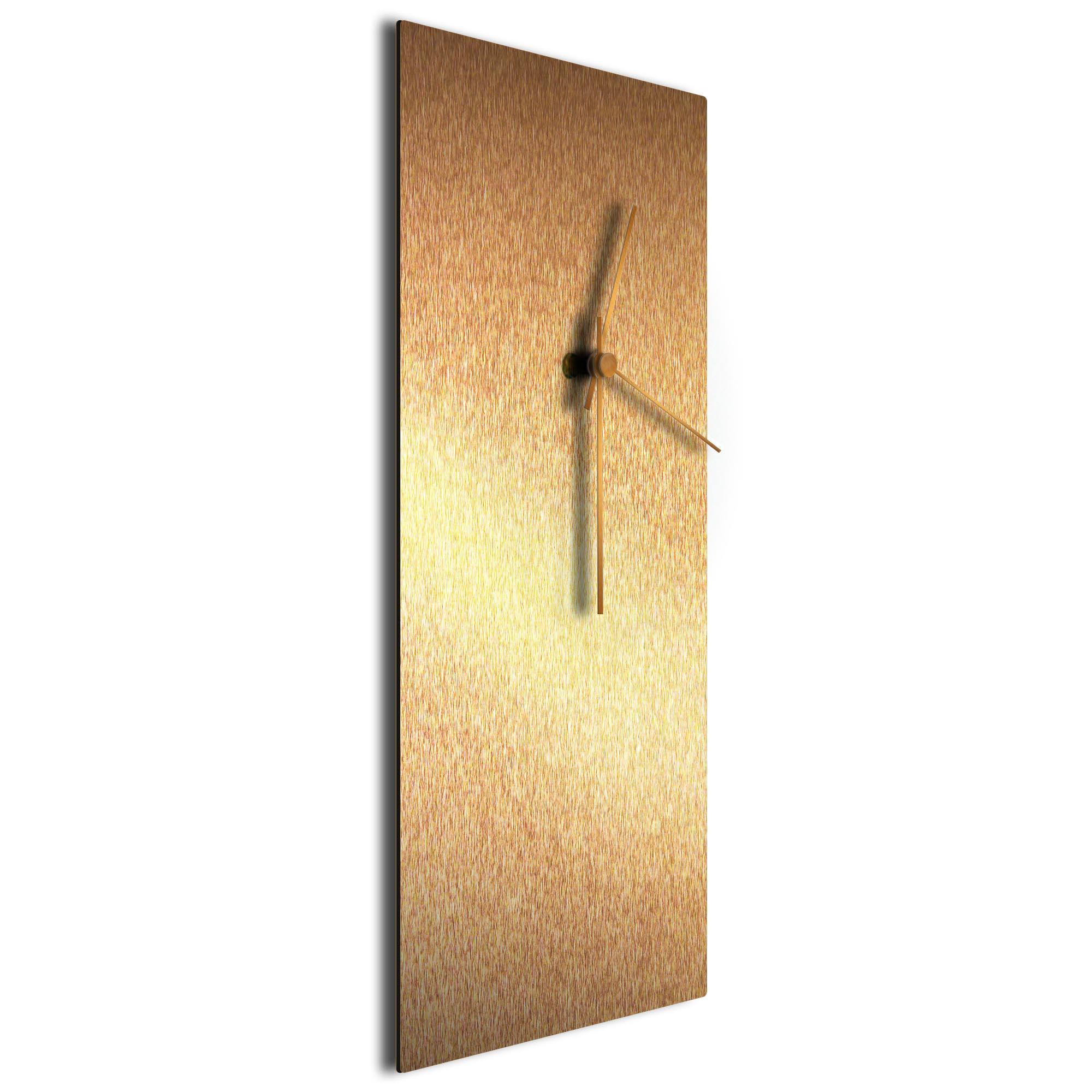 Bronzesmith Clock Large Bronze - Image 2
