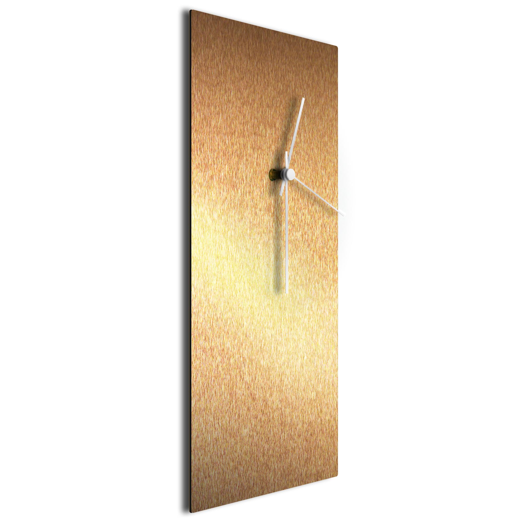 Bronzesmith Clock Large White - Image 2