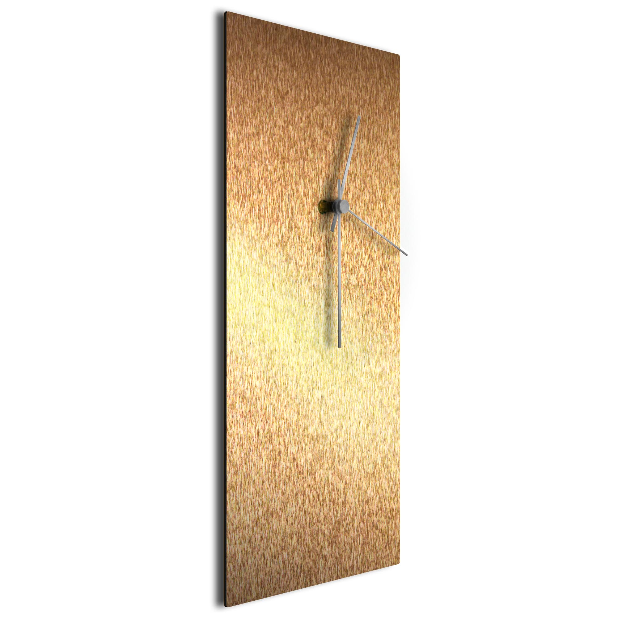Bronzesmith Clock Silver - Image 2