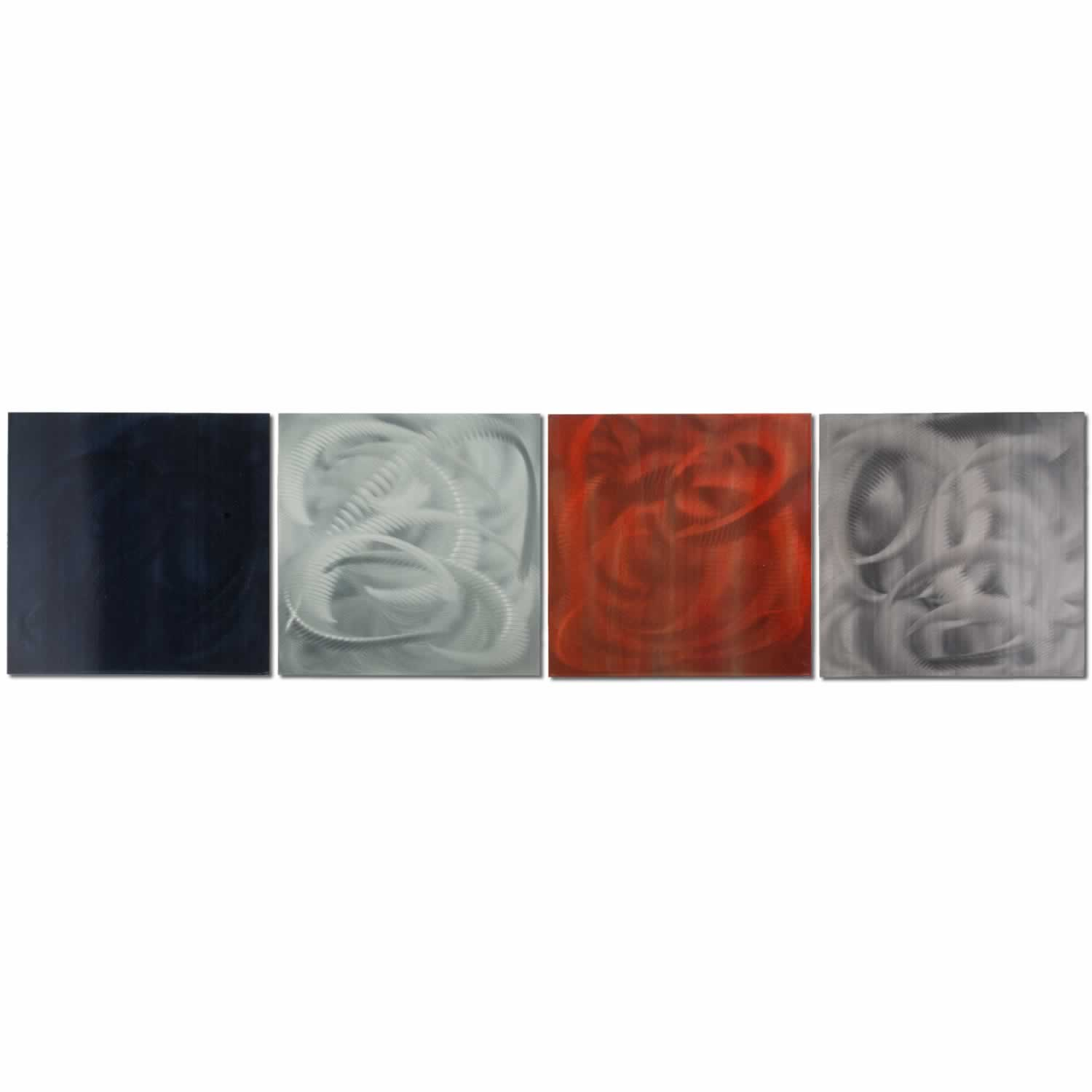 Sophistication - Contemporary Metal Wall Art