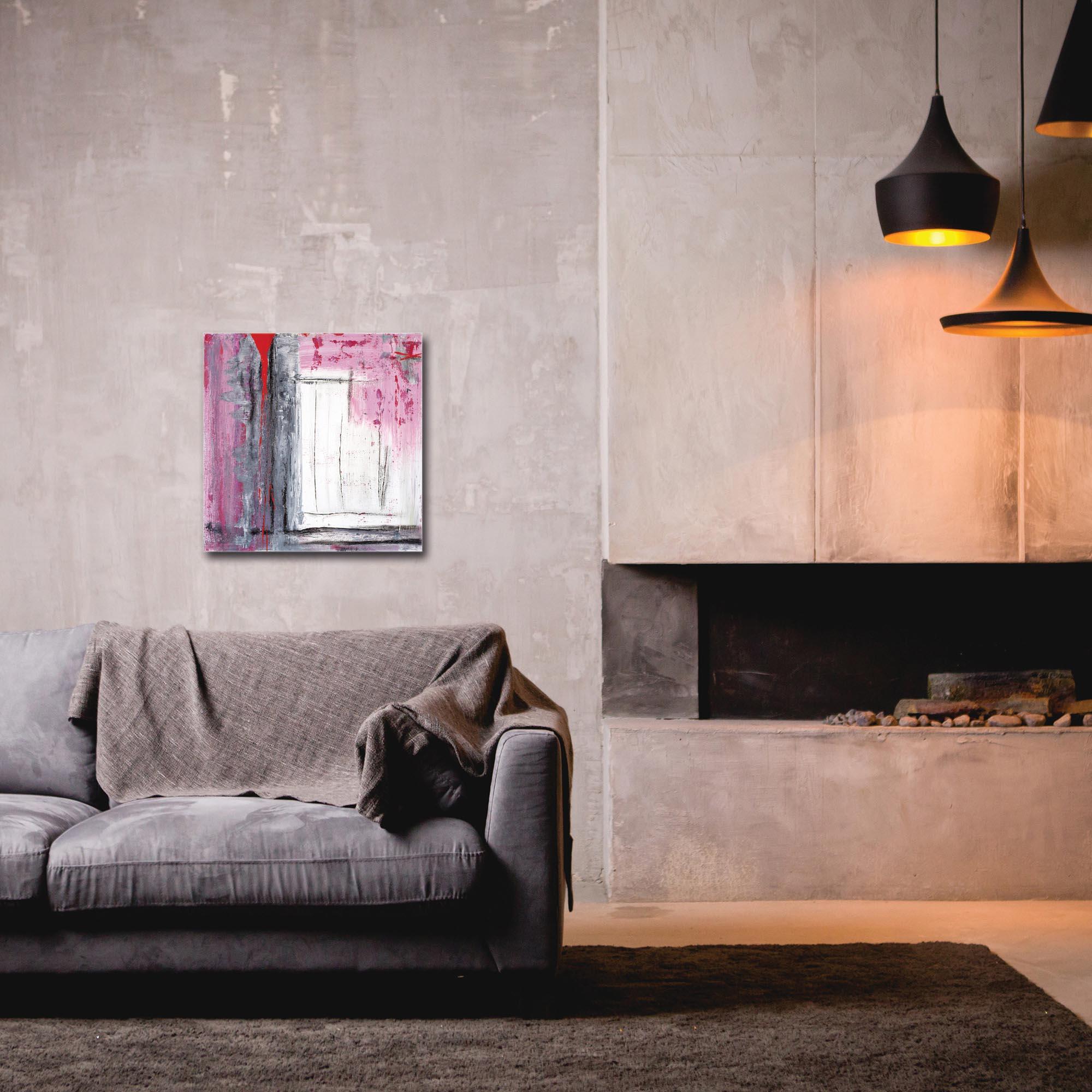 Abstract Wall Art 'Urban Life 5' - Urban Decor on Metal or Plexiglass - Image 3