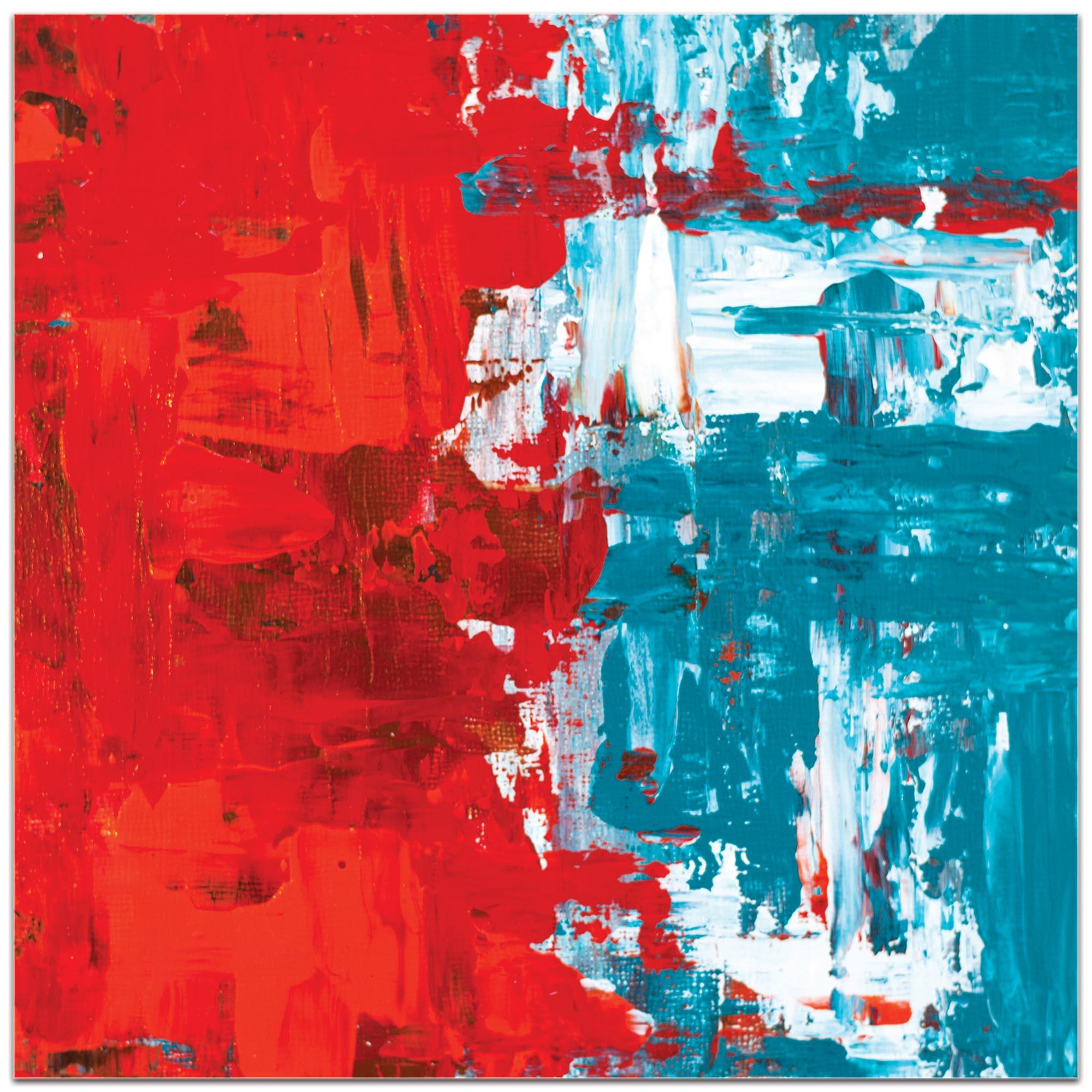 Abstract Wall Art 'Urban Life 13' - Urban Decor on Metal or Plexiglass - Image 2