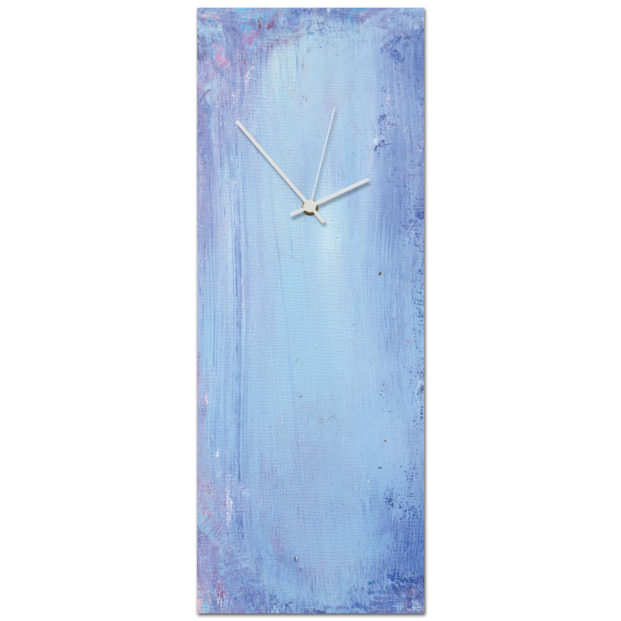 Urban Sky Clock Large 9x24in. Metal