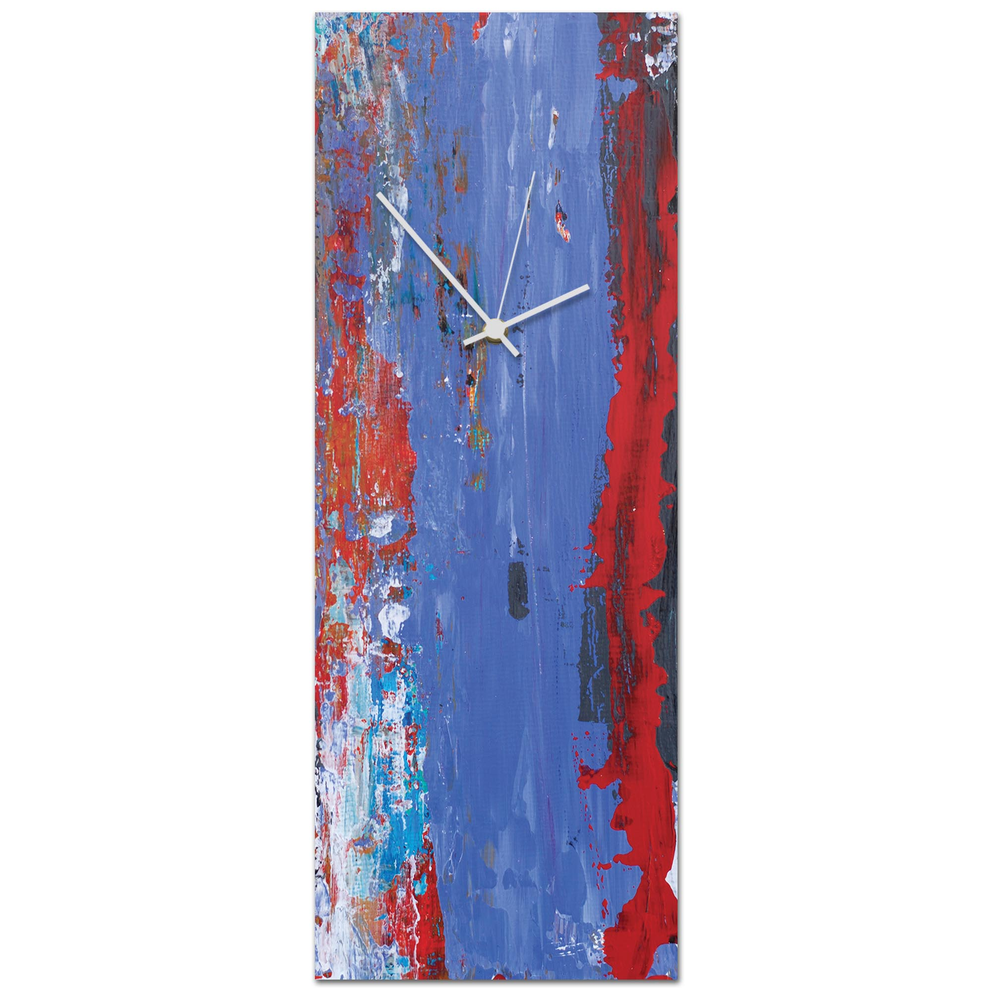 Urban Cool v3 Clock Large 9x24in. Metal