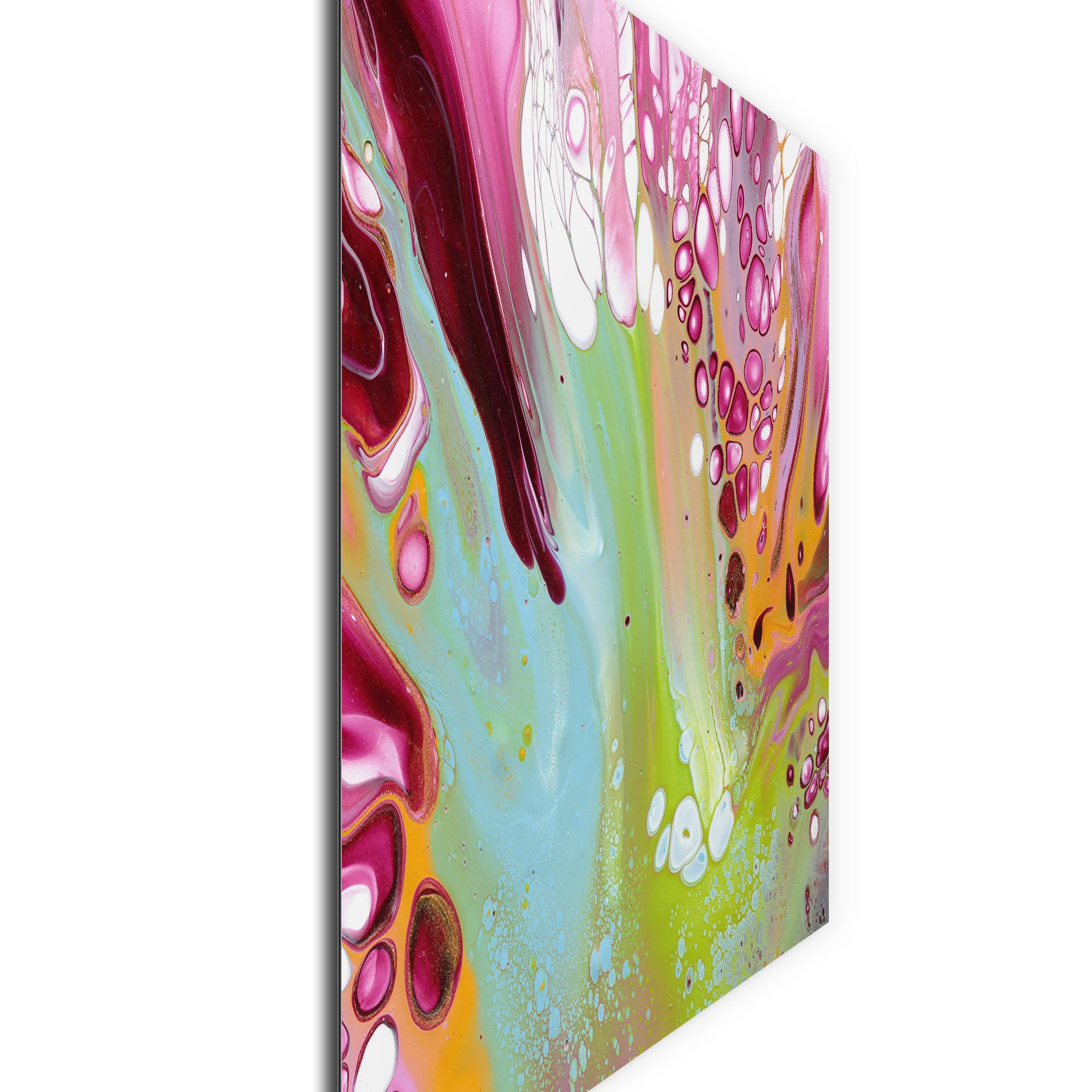 Retro by Elana Reiter - Abstract Wall Art, Modern Home Decor (32in x 24in) - Image 2