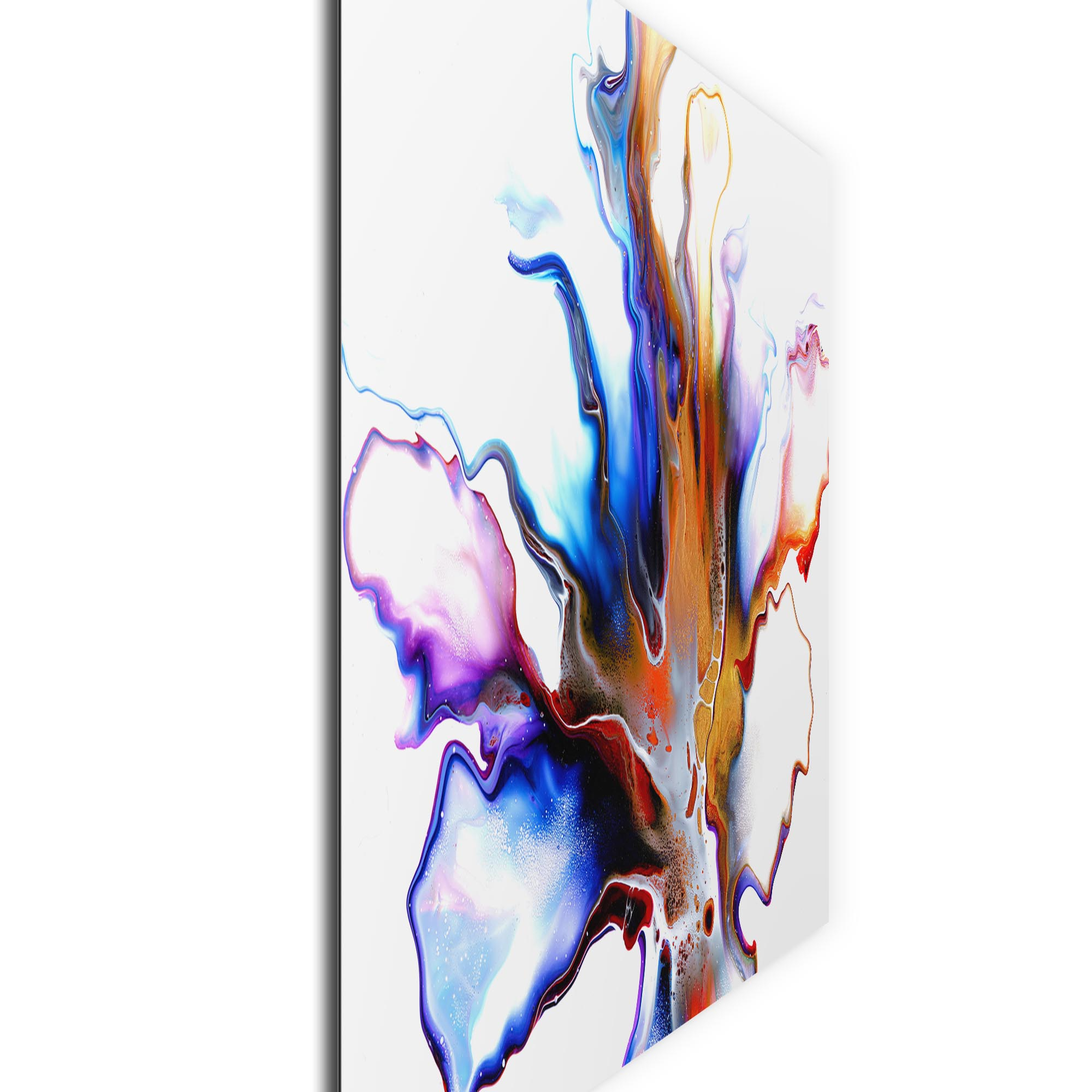 Eruption by Elana Reiter - Abstract Wall Art, Modern Home Decor (32in x 24in) - Image 2