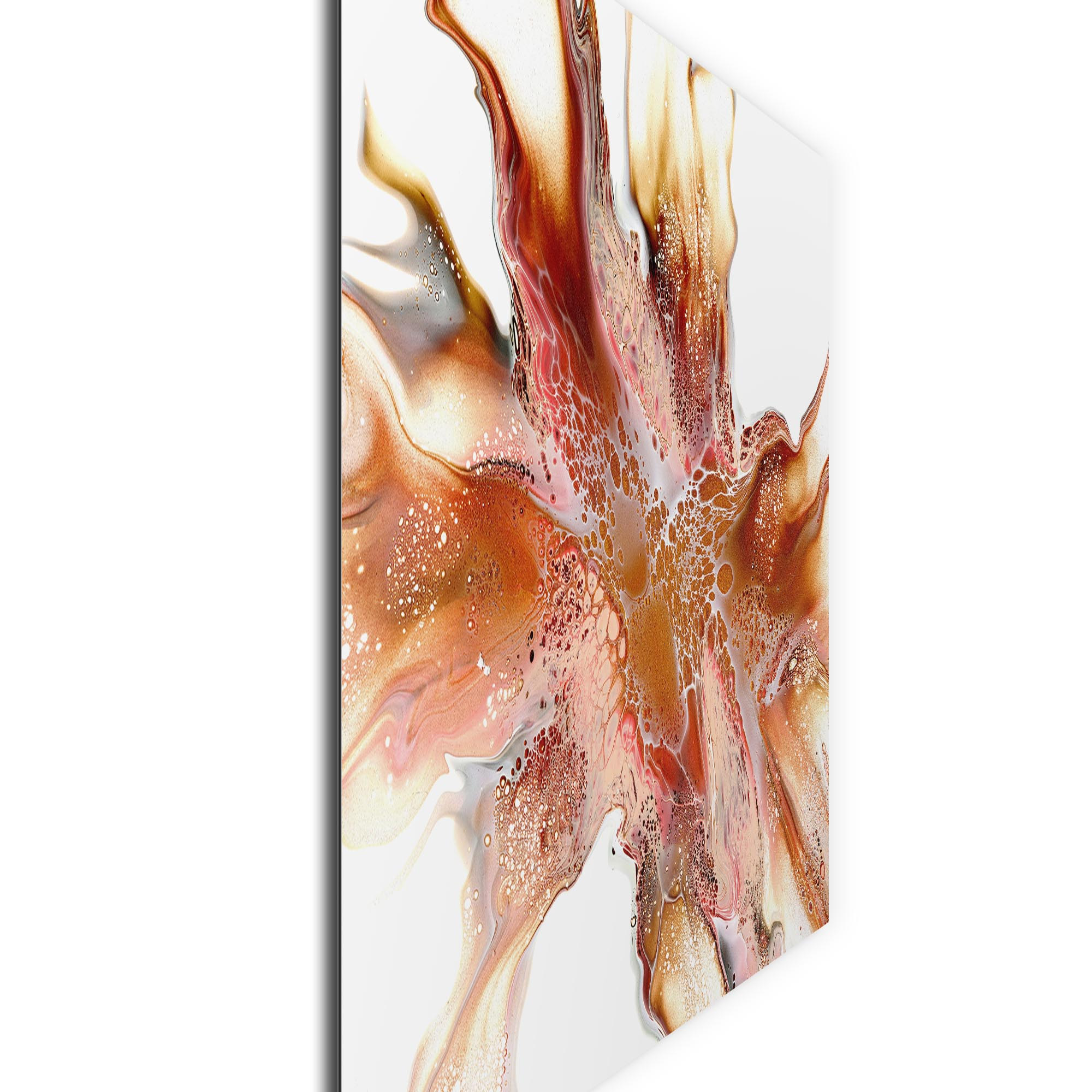 Expansion by Elana Reiter - Abstract Wall Art, Modern Home Decor (32in x 24in) - Image 2