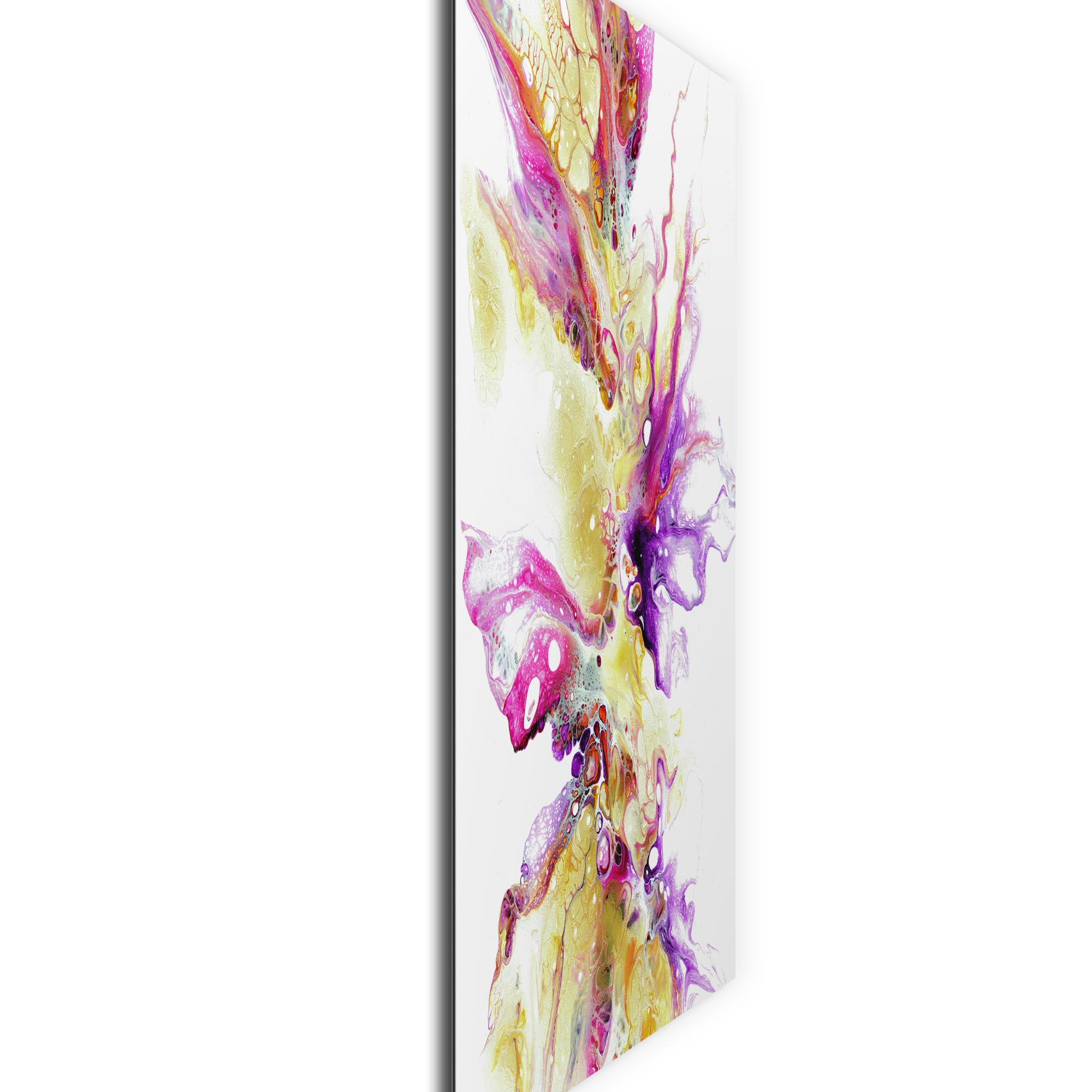 Entwine by Elana Reiter - Abstract Wall Art, Modern Home Decor (24in x 32in) - Image 2