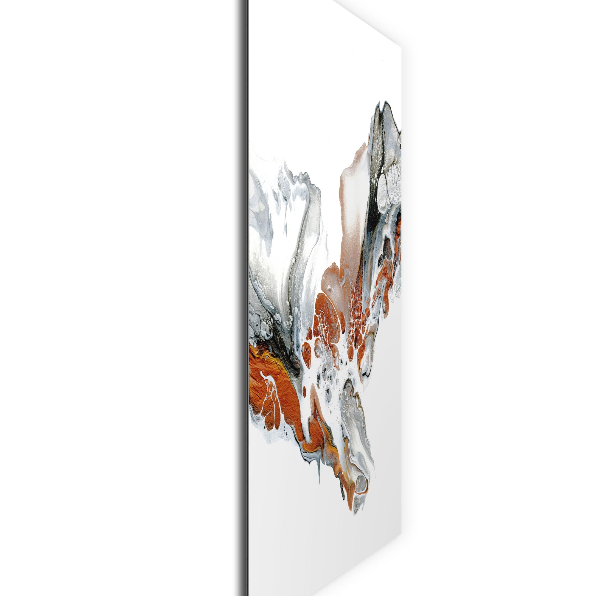 Cascade by Elana Reiter - Abstract Wall Art, Modern Home Decor (24in x 32in) - Image 2