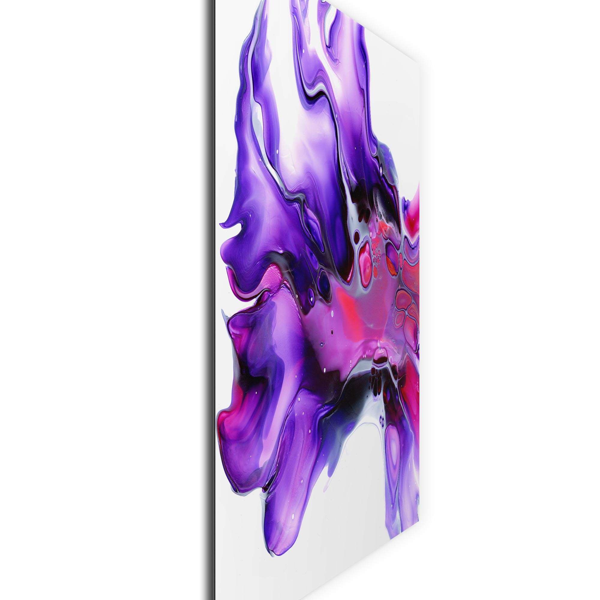 Posy by Elana Reiter - Abstract Wall Art, Modern Home Decor (36in x 36in) - Image 2