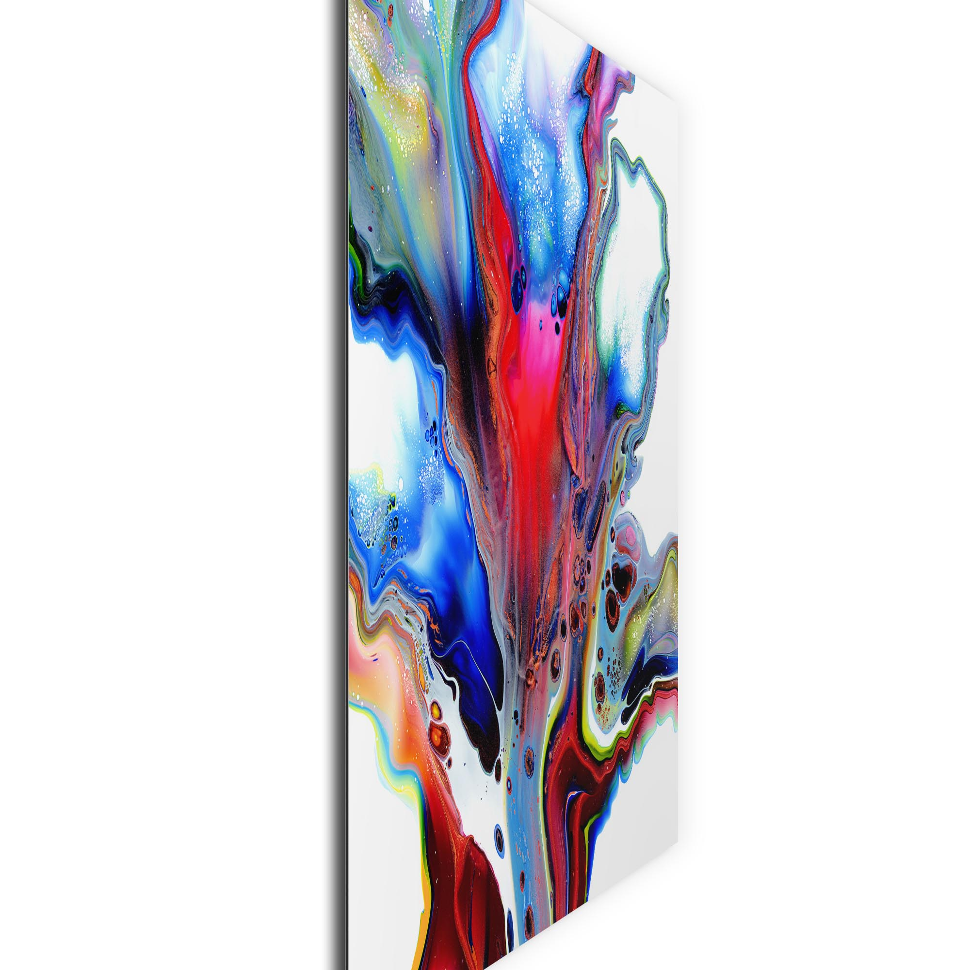 Emerging by Elana Reiter - Abstract Wall Art, Modern Home Decor (36in x 36in) - Image 2