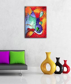 Megan Duncanson Paintings | Giclee Prints on Metal