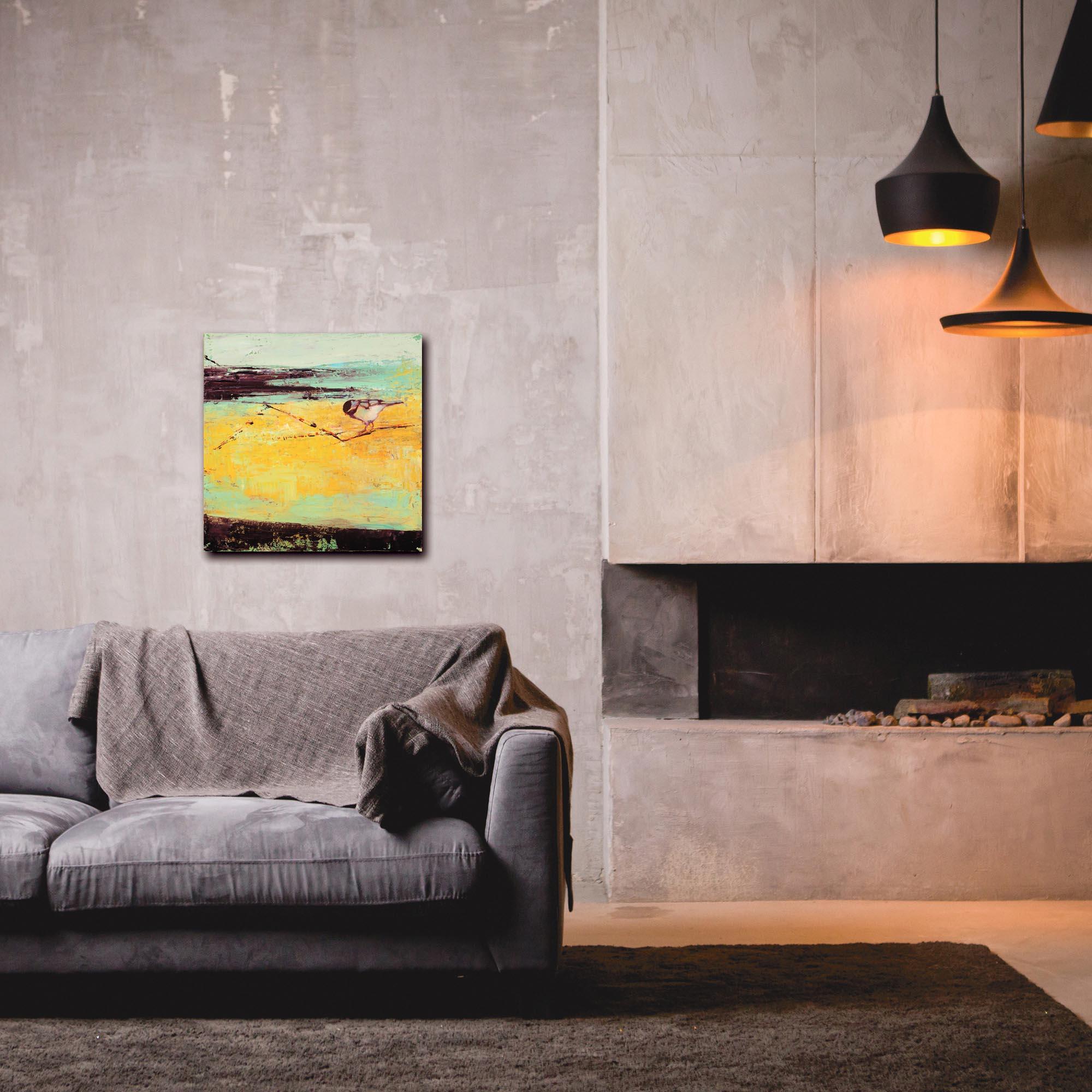 Contemporary Wall Art Metal Art Studio  Bird On A Horizonjanice Sugg  Contemporary