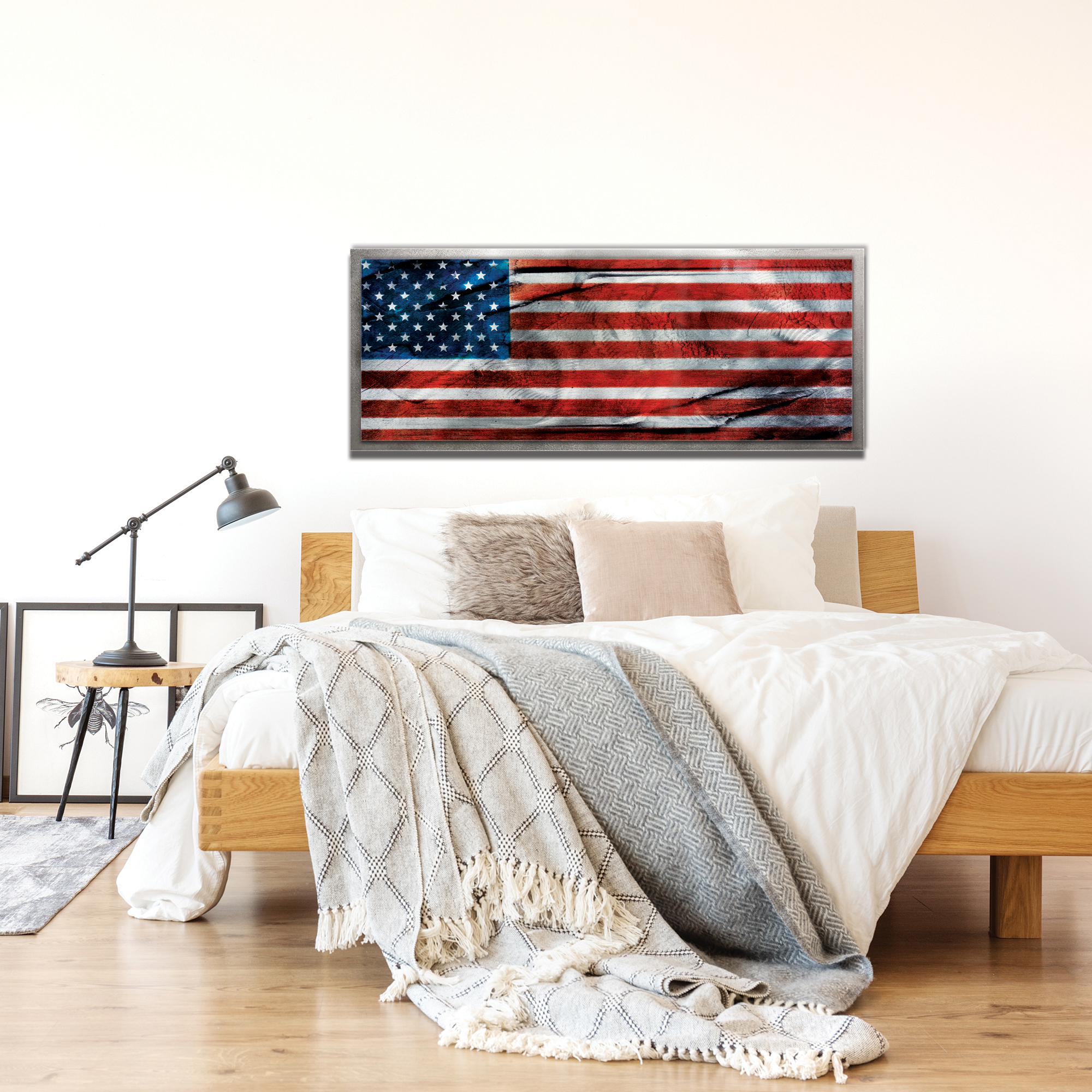 American Glory Framed - Lifestyle View