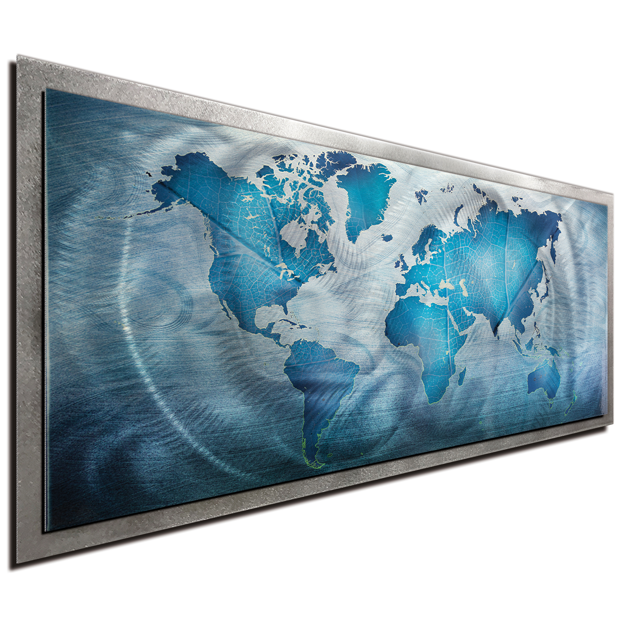 Land and Sea Framed - Image 2
