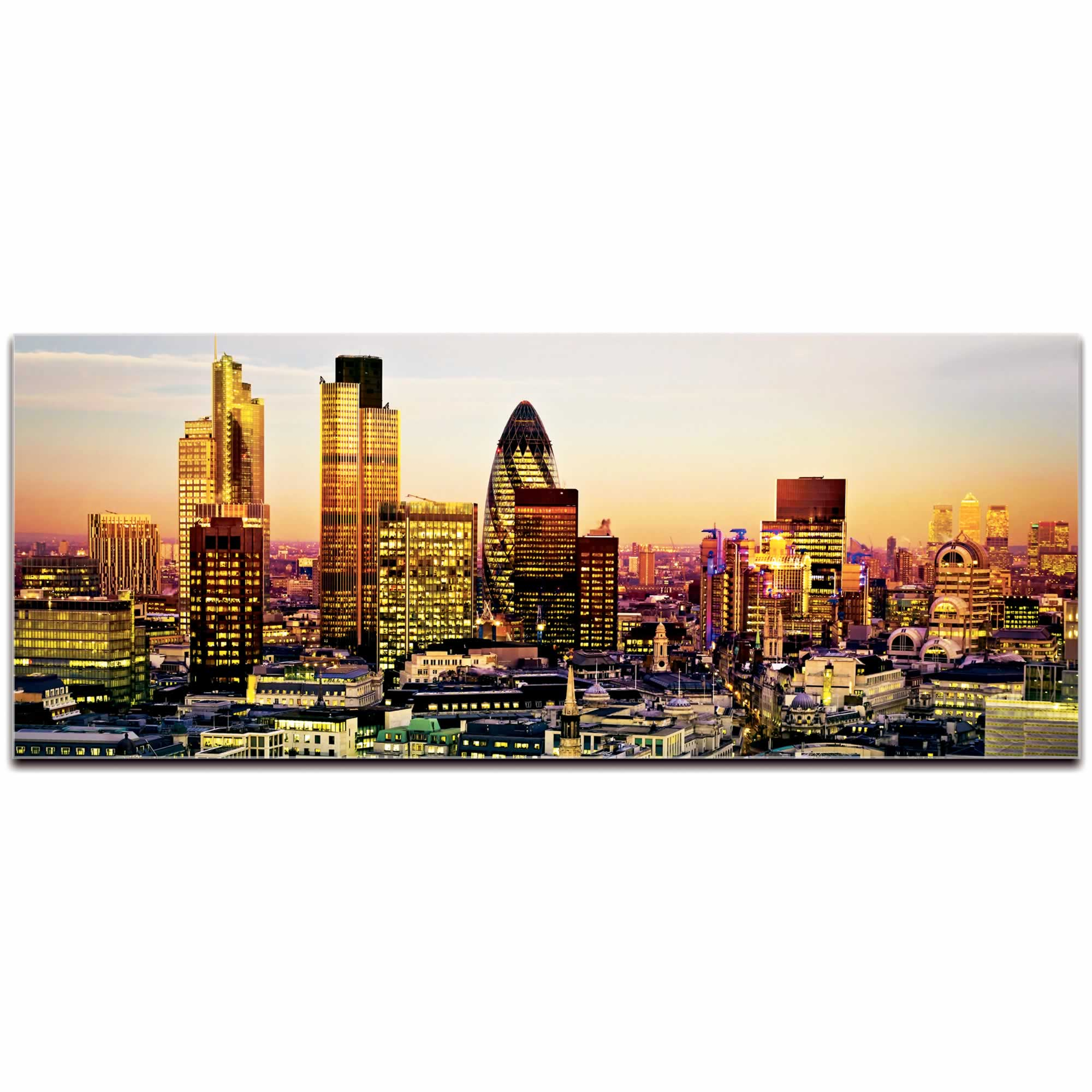 metal art studio london modern city skyline urban. Black Bedroom Furniture Sets. Home Design Ideas