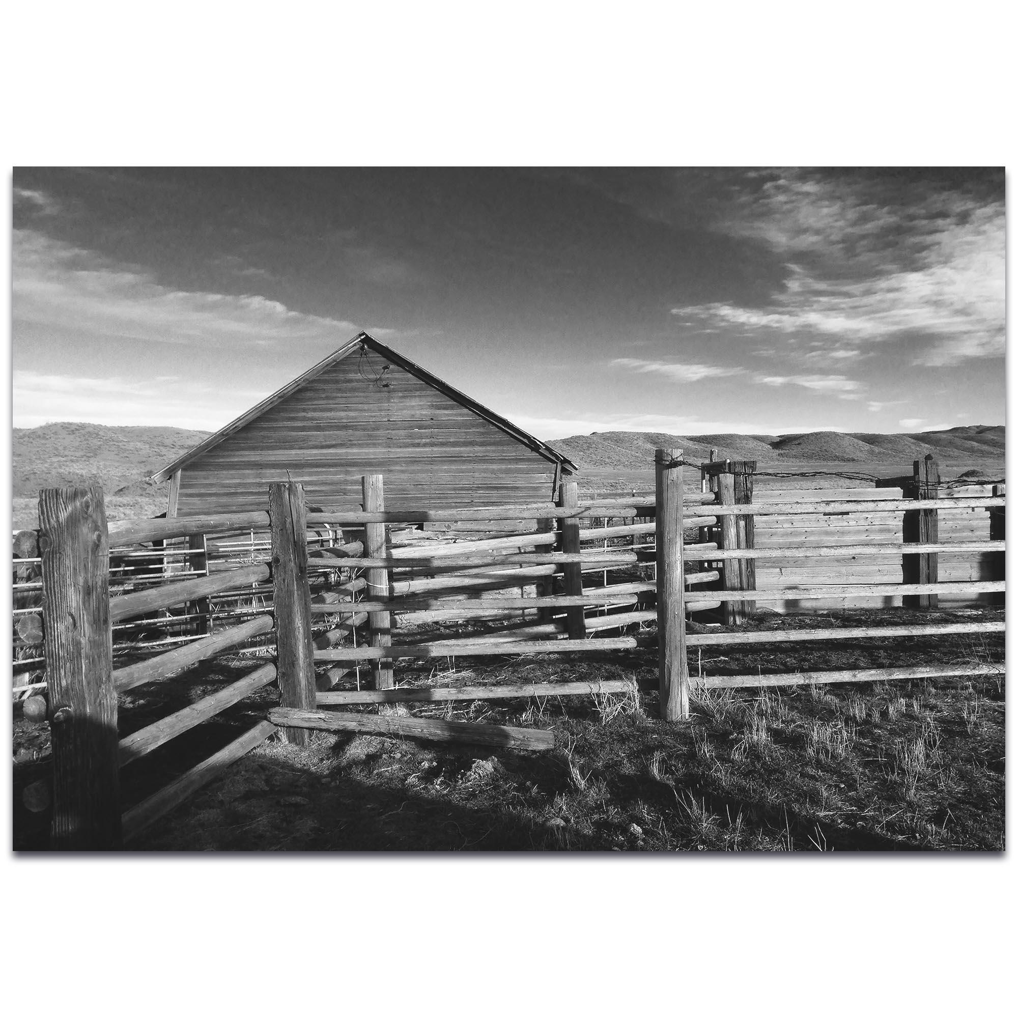 Weston Wy Steel Buildings Reviews 2: Old West Farm By Slade Reiter