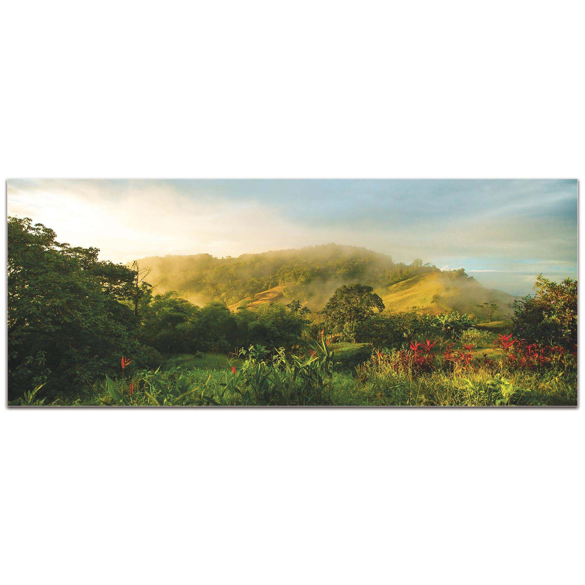 Landscape Photography 'Storybook Hills' - Mountain Scene Art on Metal or Plexiglass - Image 2