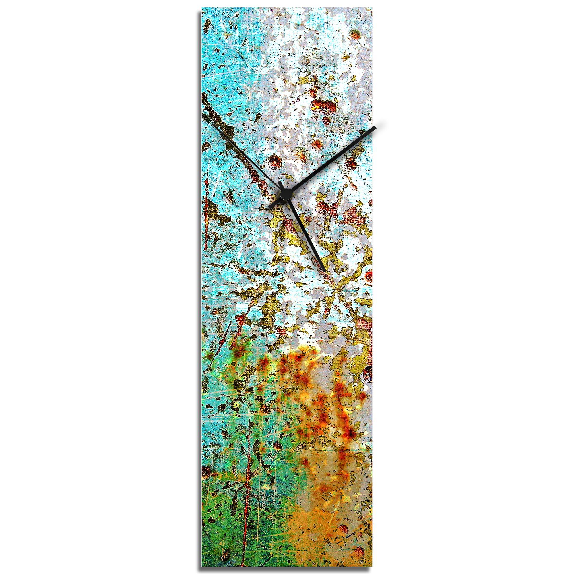 NAY 'Sentinal Clock v2' Modern Style Wall Clock