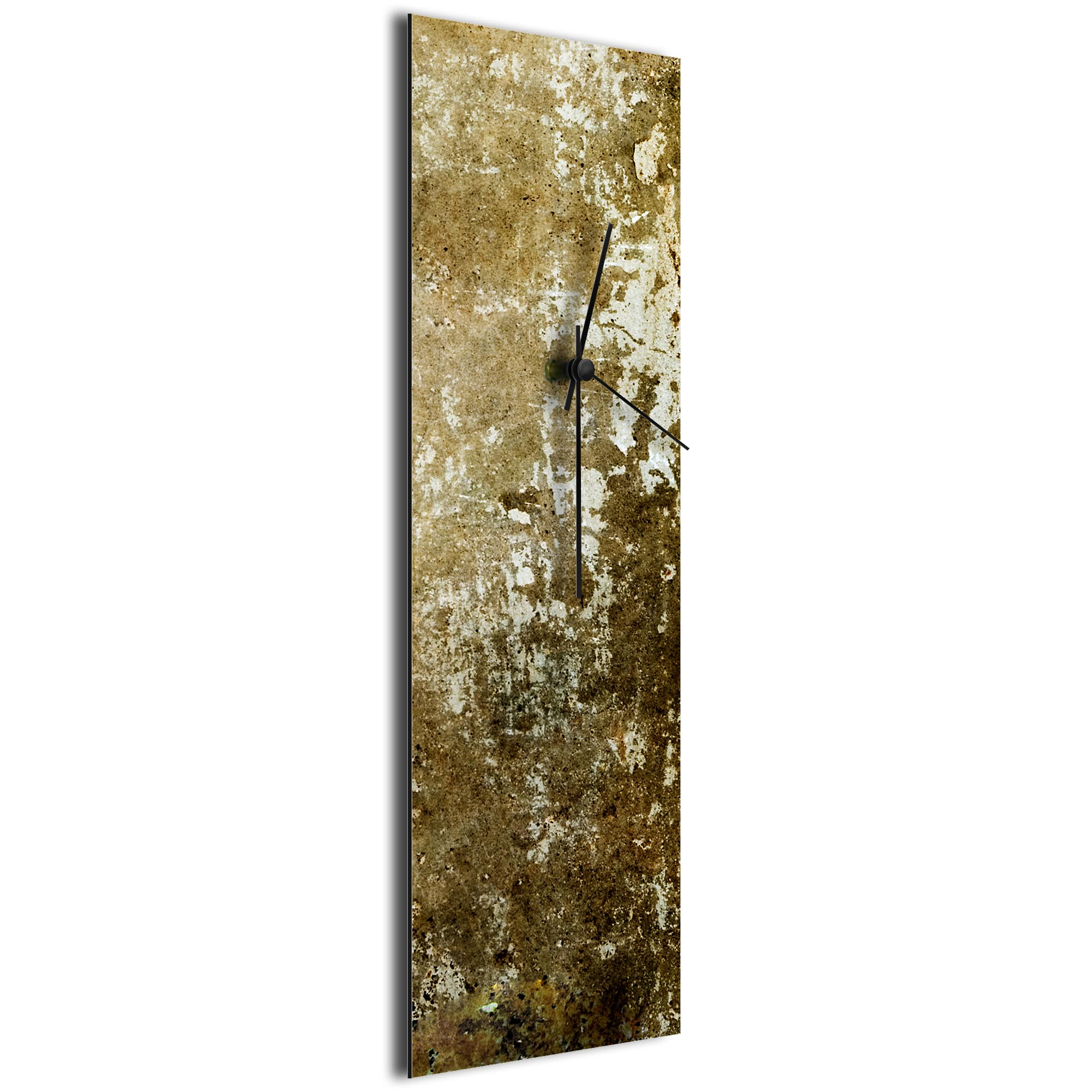 Sentinal Clock v3 by NAY - Distressed Modern Wall Clock - Image 2