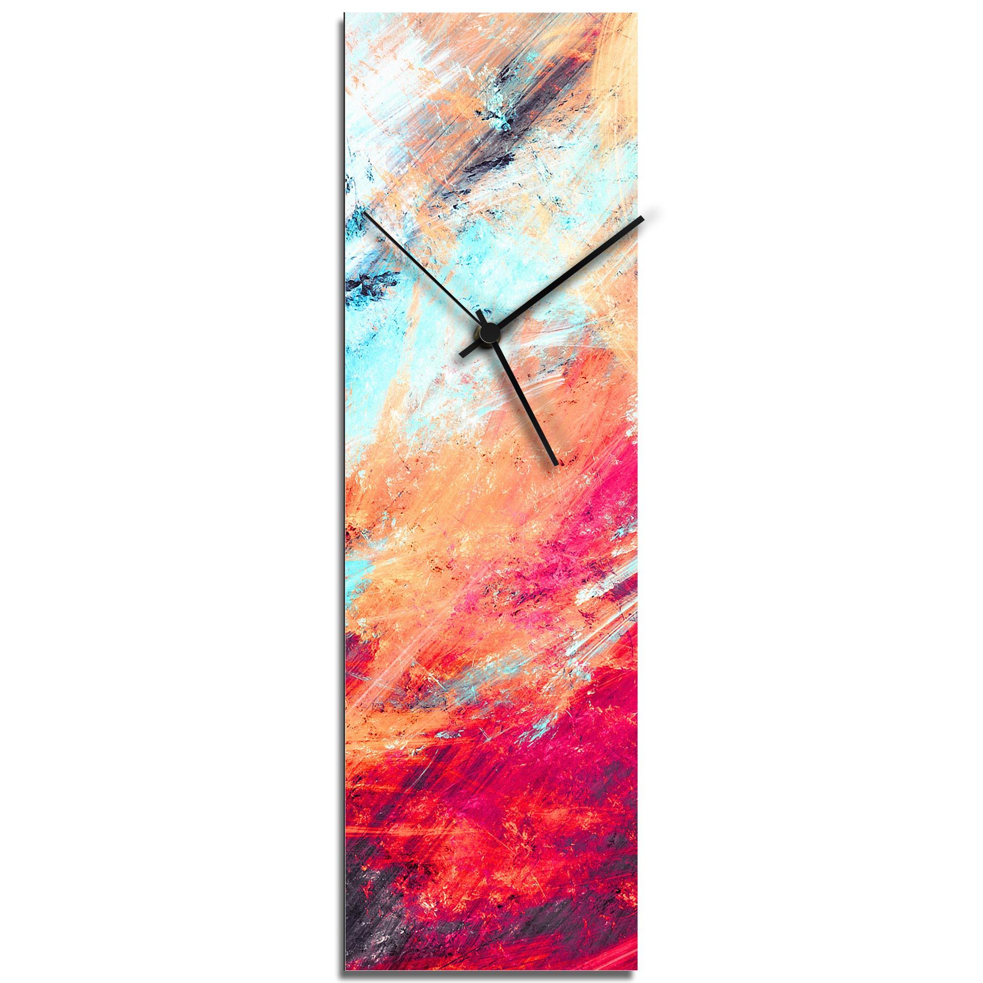 NAY 'Sentinal Clock v5' Modern Style Wall Clock