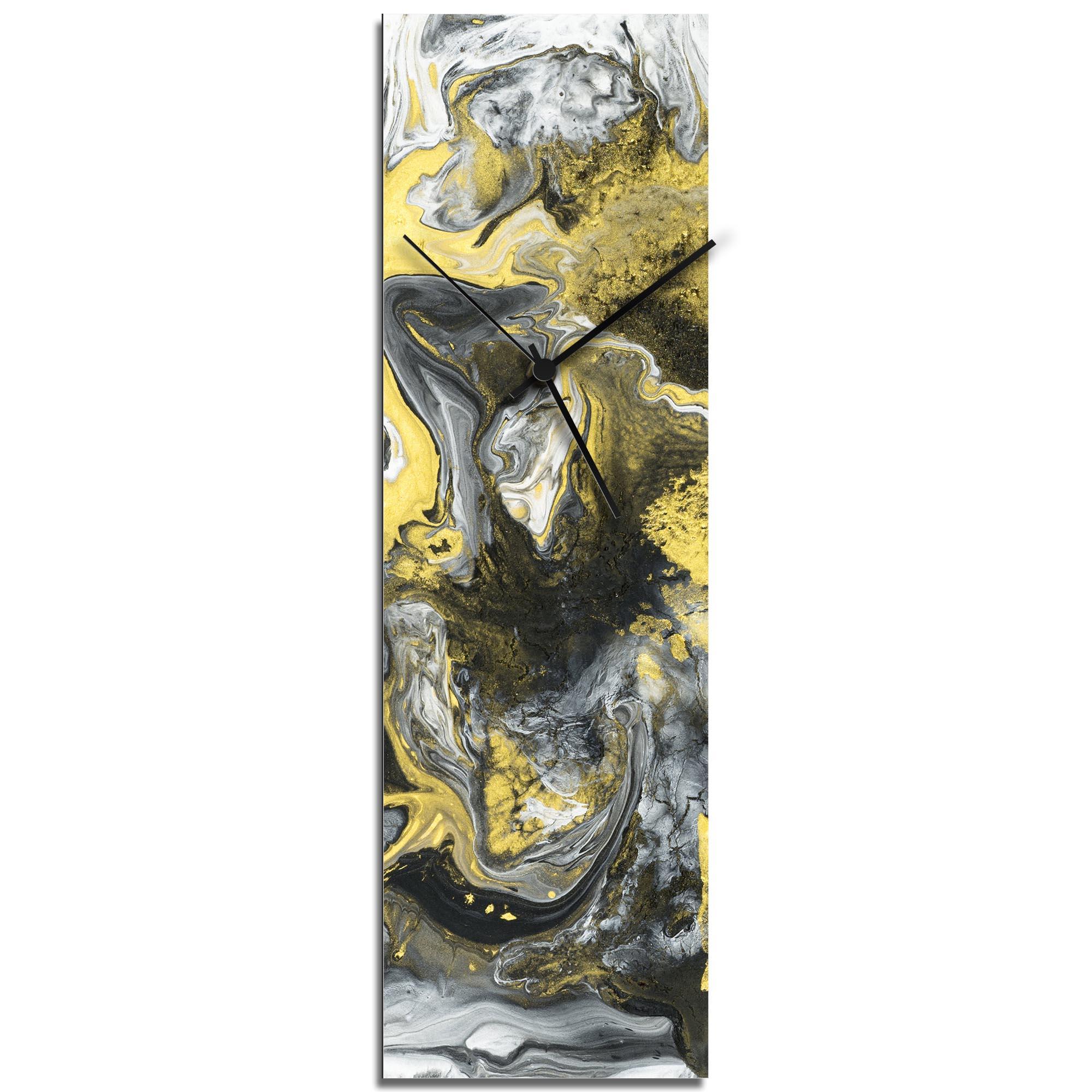 NAY 'Sentinal Clock v6' Modern Style Wall Clock