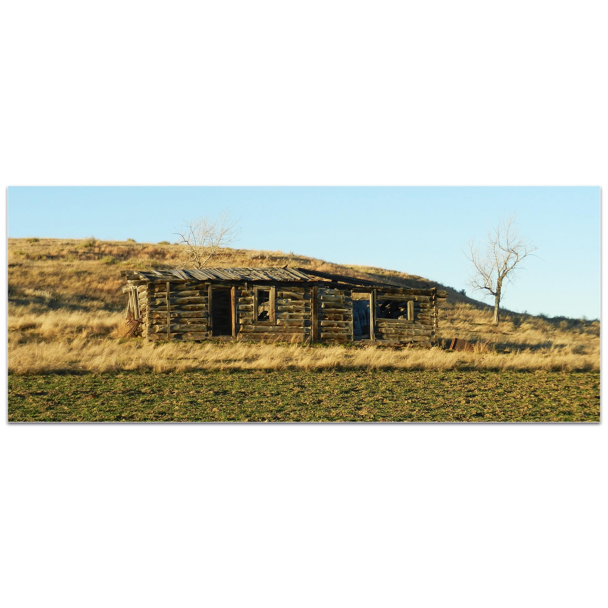 Western Wall Art 'The Hillside' - American West Decor on Metal or Plexiglass - Image 2