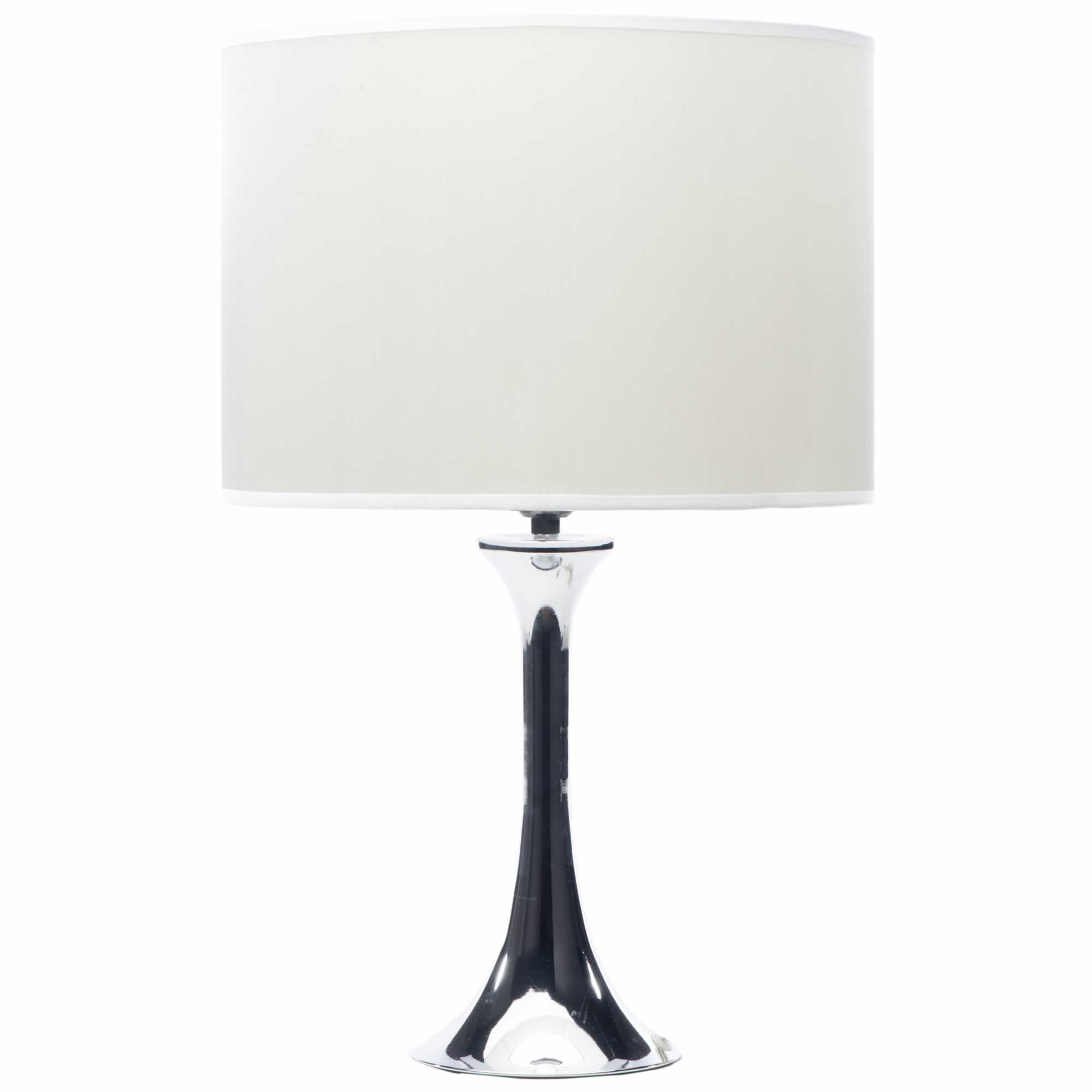 The Silver Bell Table Lamp - TL0004