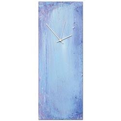 Urban Sky Clock Large 9x24in. Metal