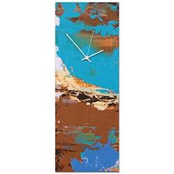 Urban Earth v3 Clock Large 9x24in. Metal
