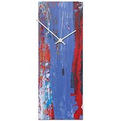 Urban Cool v3 Clock 6x16in. Metal