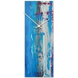 Urban Cool v4 Clock 6x16in. Metal