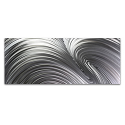 Fusion Composition - HD Metal Art Photo Print