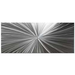 Tantalum Composition - HD Metal Art Photo Print