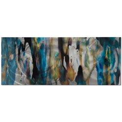 Watercolor Composition - Colorful Abstract Art